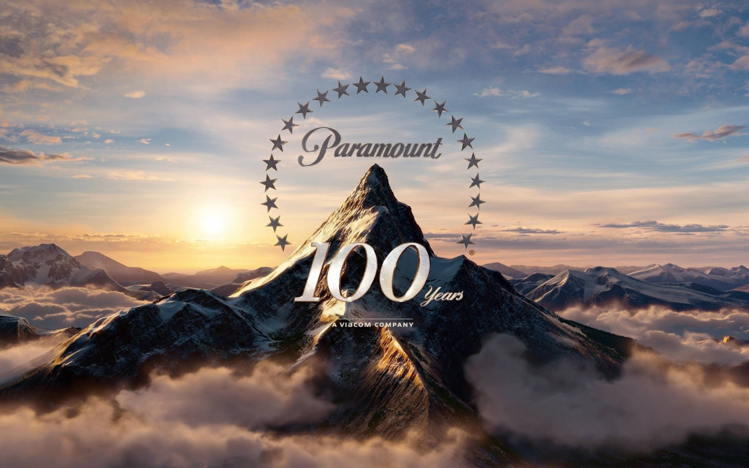 100 paramount mountain years landscape stars viacom ice
