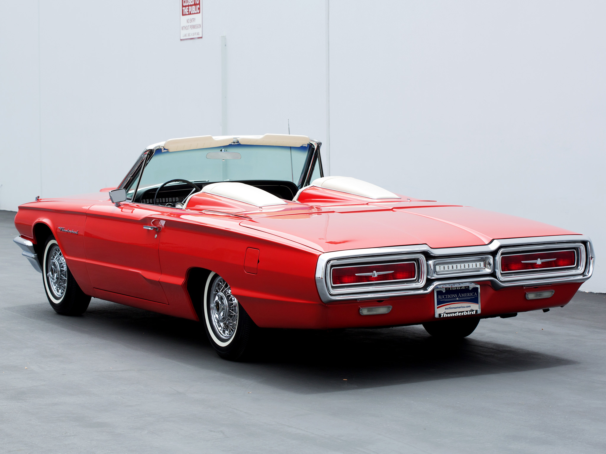 The red convertible essay