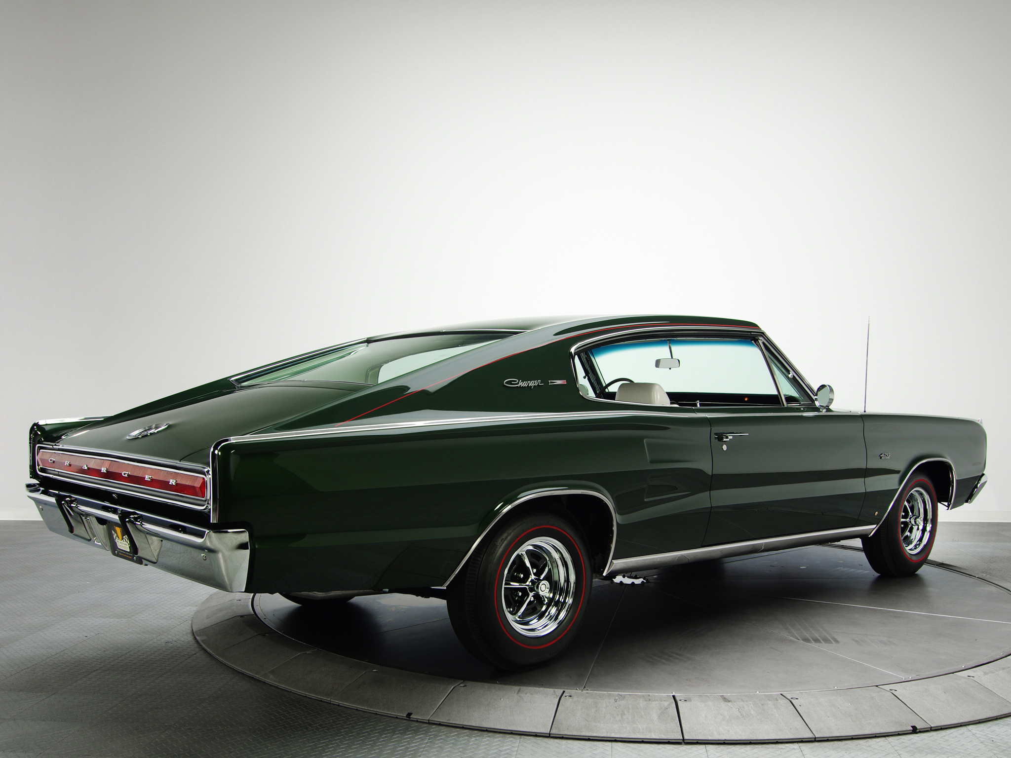 1967 Dodge Charger R-T 426 Hemi muscle classic    d