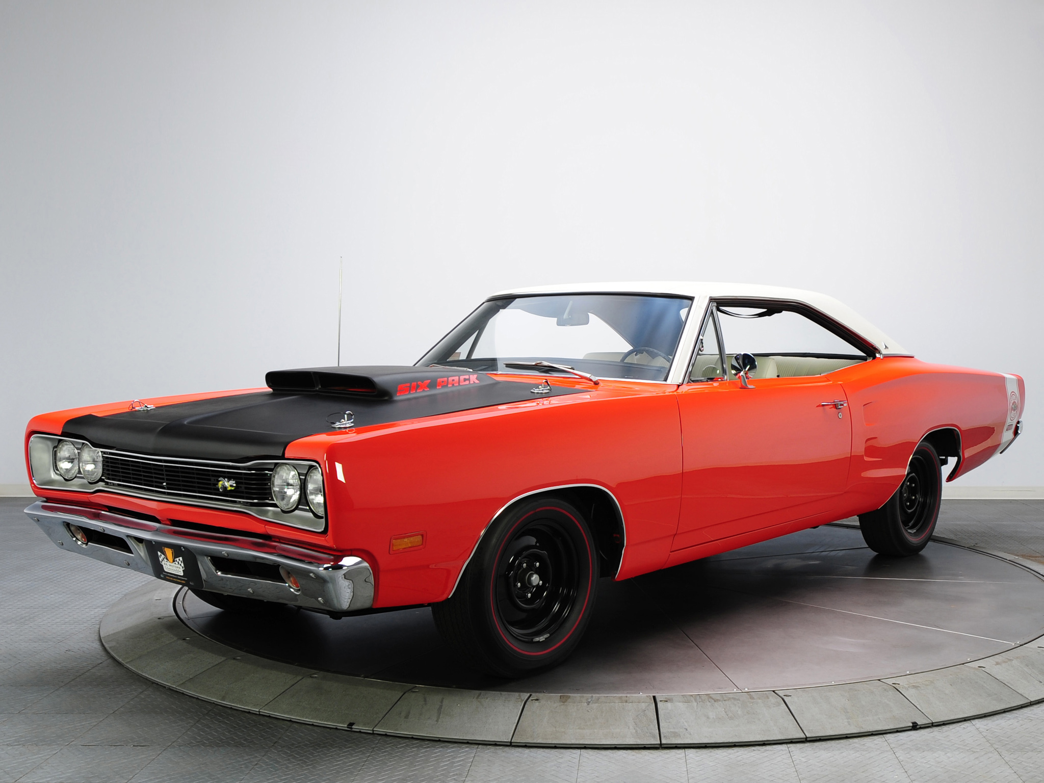 1969 Dodge Coronet Super Bee 440 Six Pack Hardtop Coupe WM23 muscle classic    f