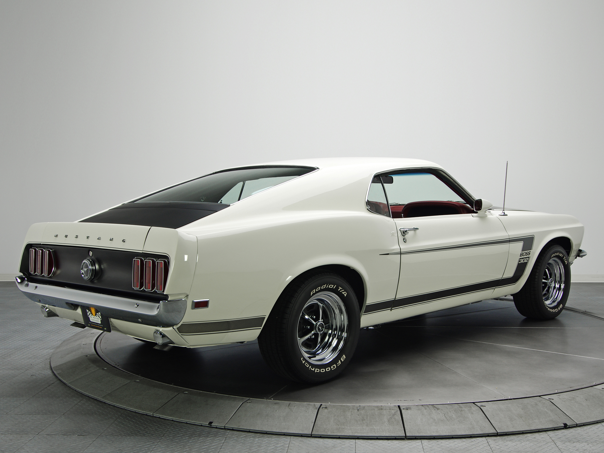 1969 Ford Mustang Boss 302 muscle classic  n