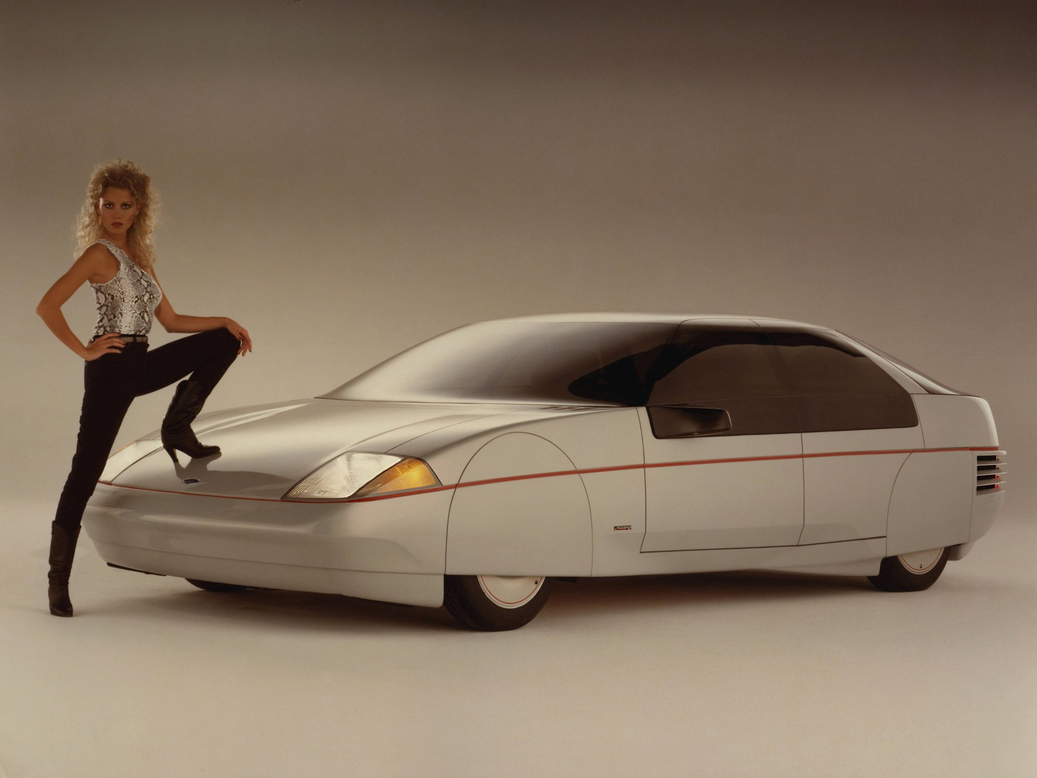 1982 Ford Probe IV Concept g