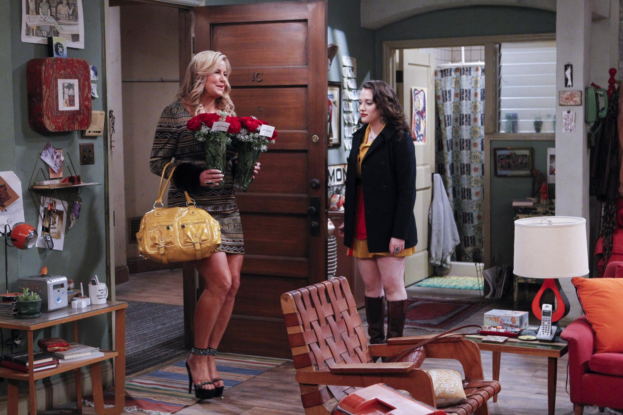 2 BROKE GIRLS comedy sitcom series babe (21)