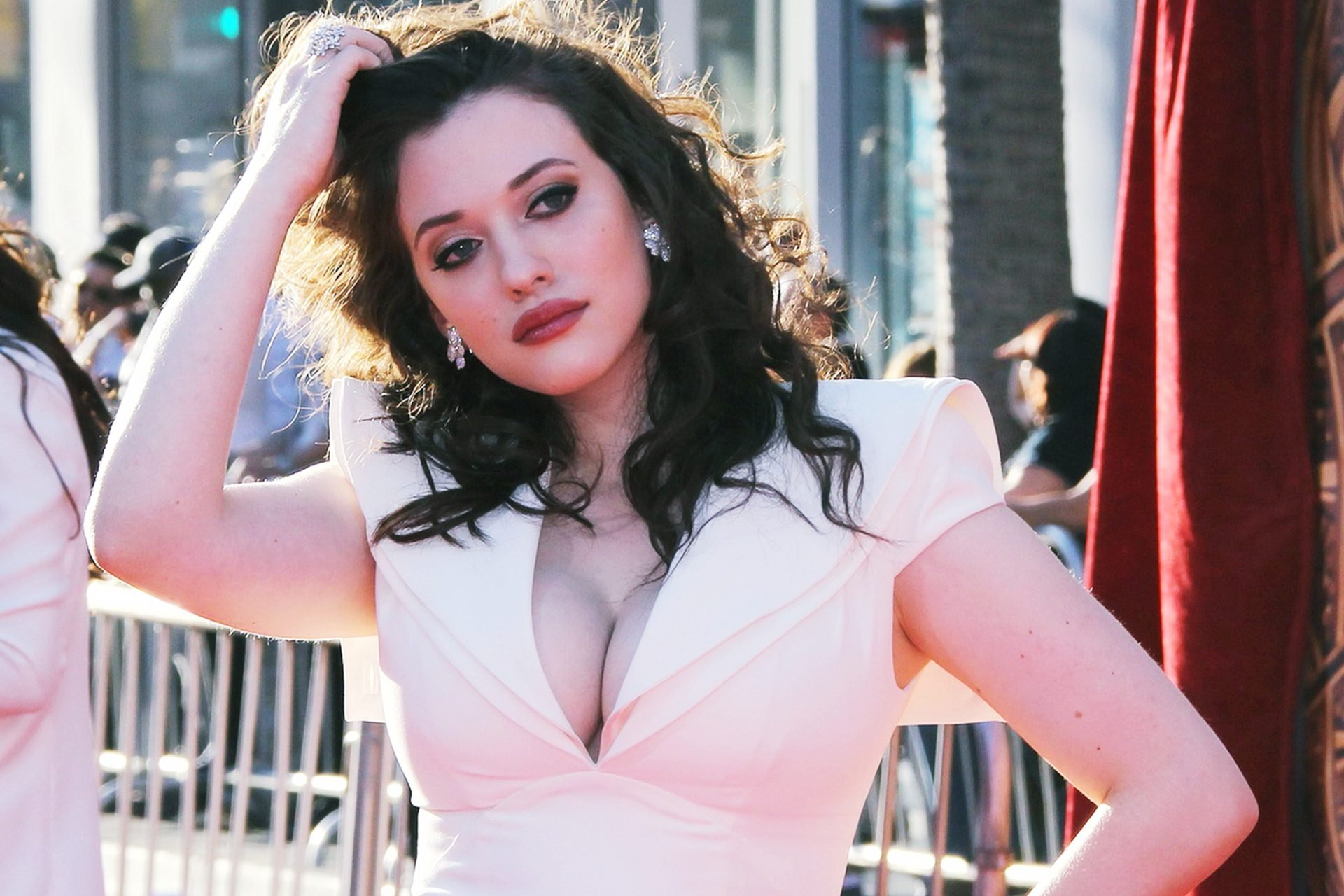2 BROKE GIRLS comedy sitcom series babe (28)