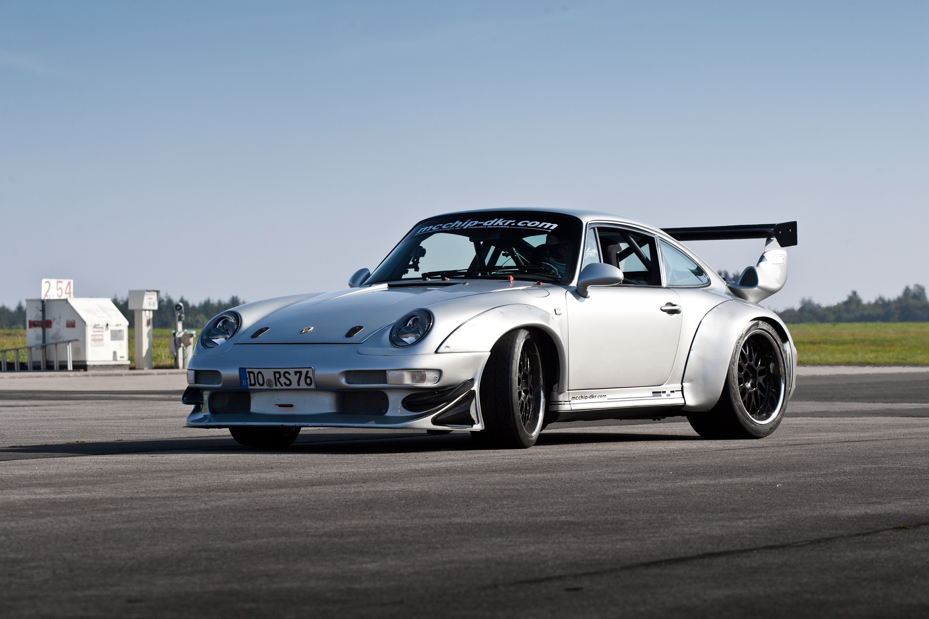 2012 Mcchip-DKR Porsche 993 GT2 Turbo Widebody MC600 tuning supercar supercars q