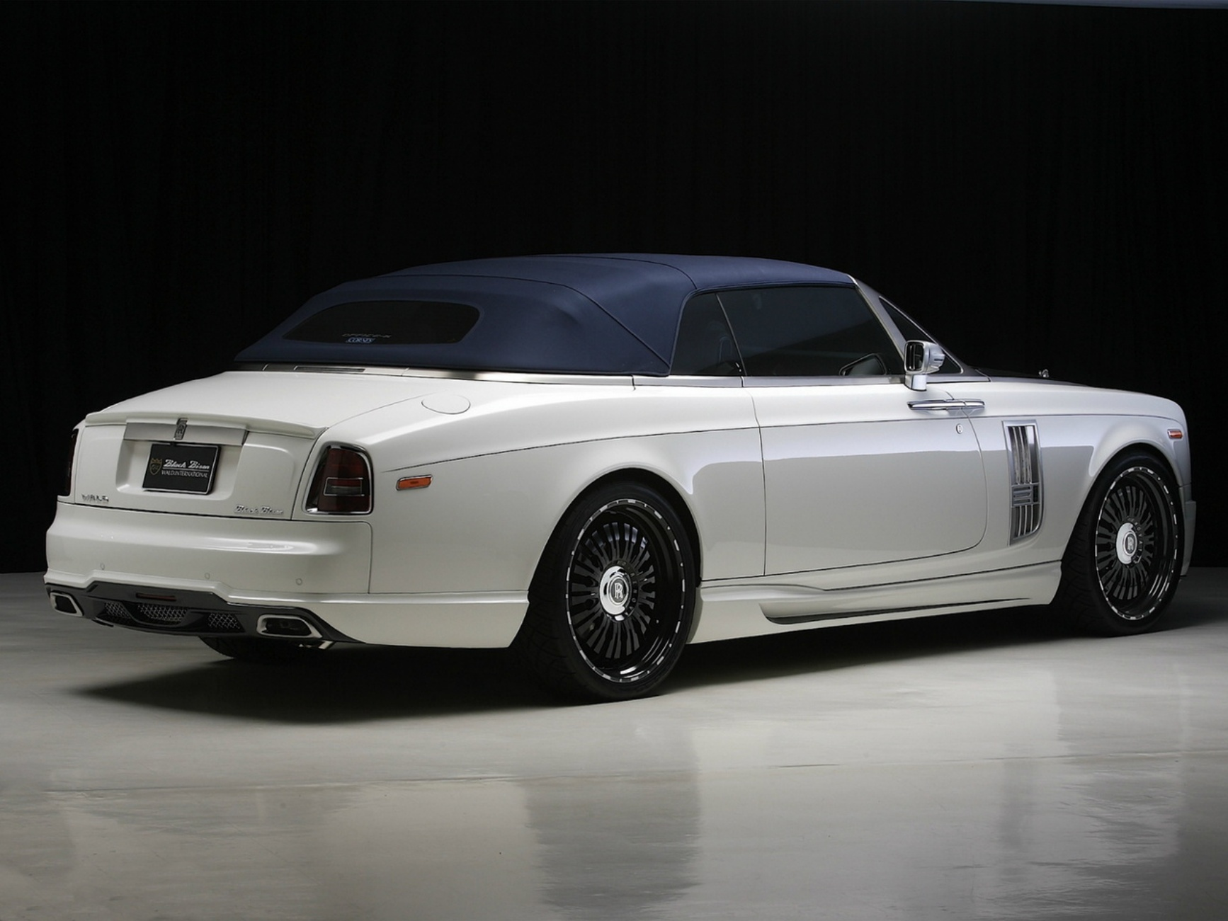 2012 Rolls Royce Phantom Drophead Coupe luxury tuning     f