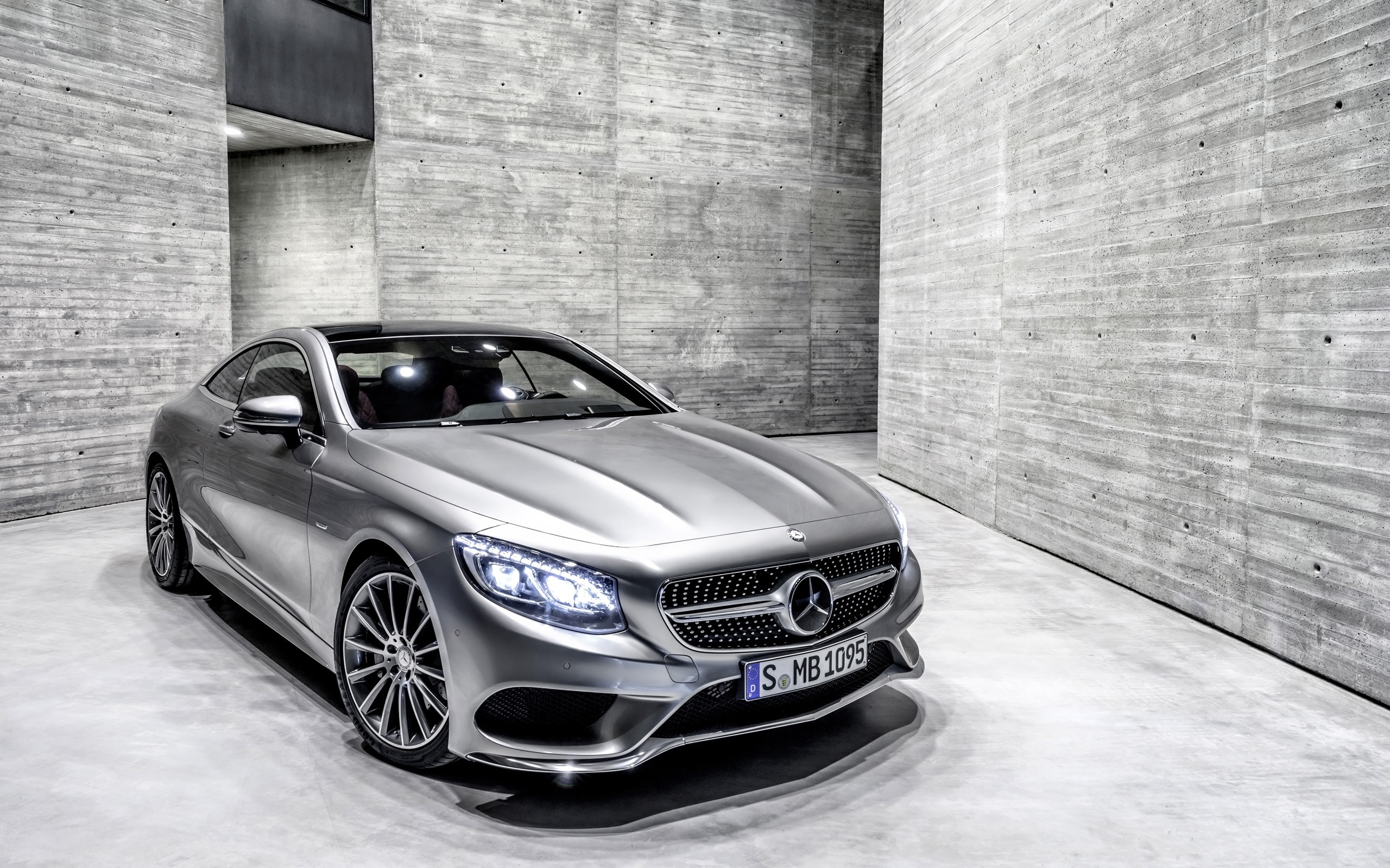 2014 mercedes s coupe