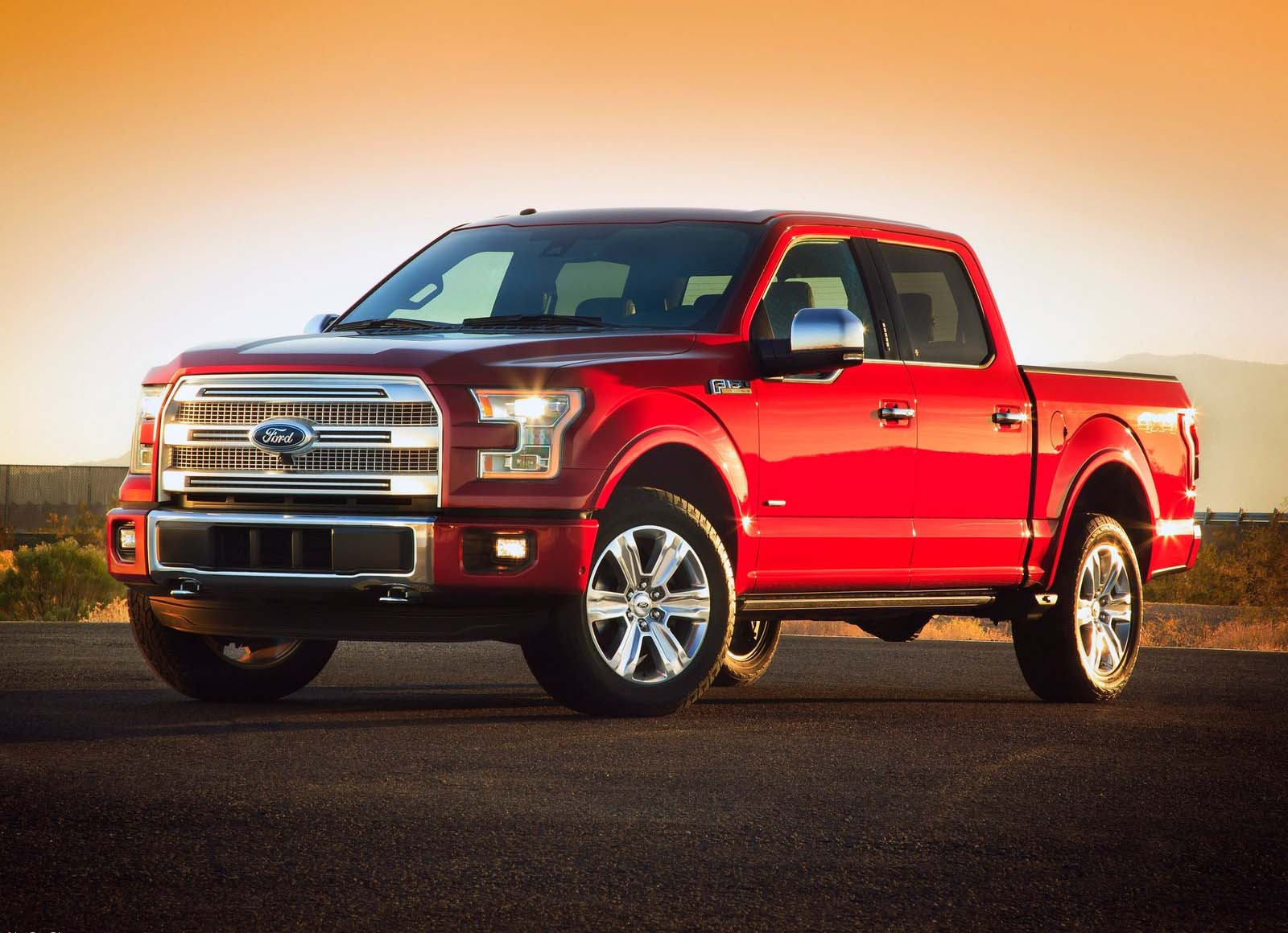 2015 Ford F Series