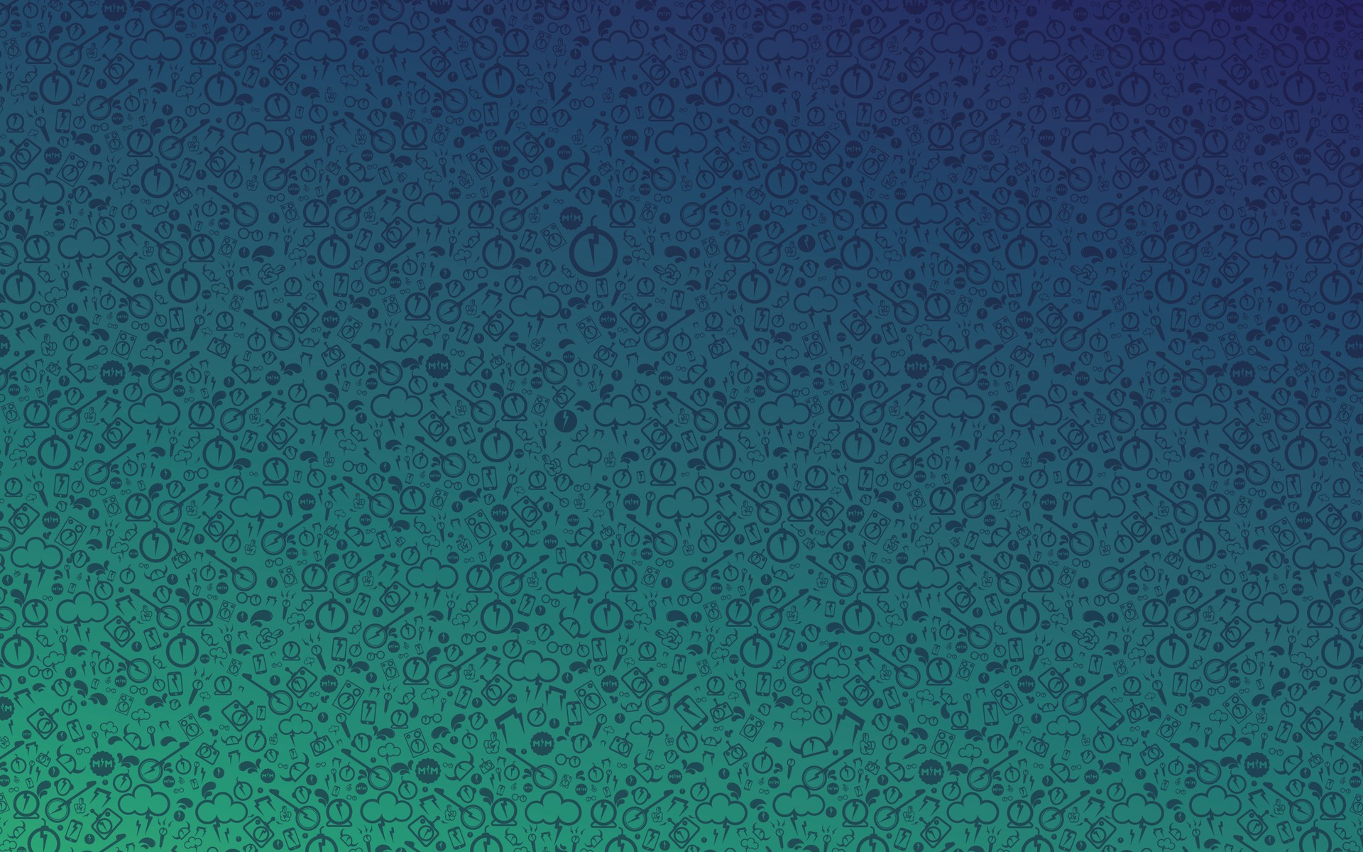 Abstract multicolor simple background