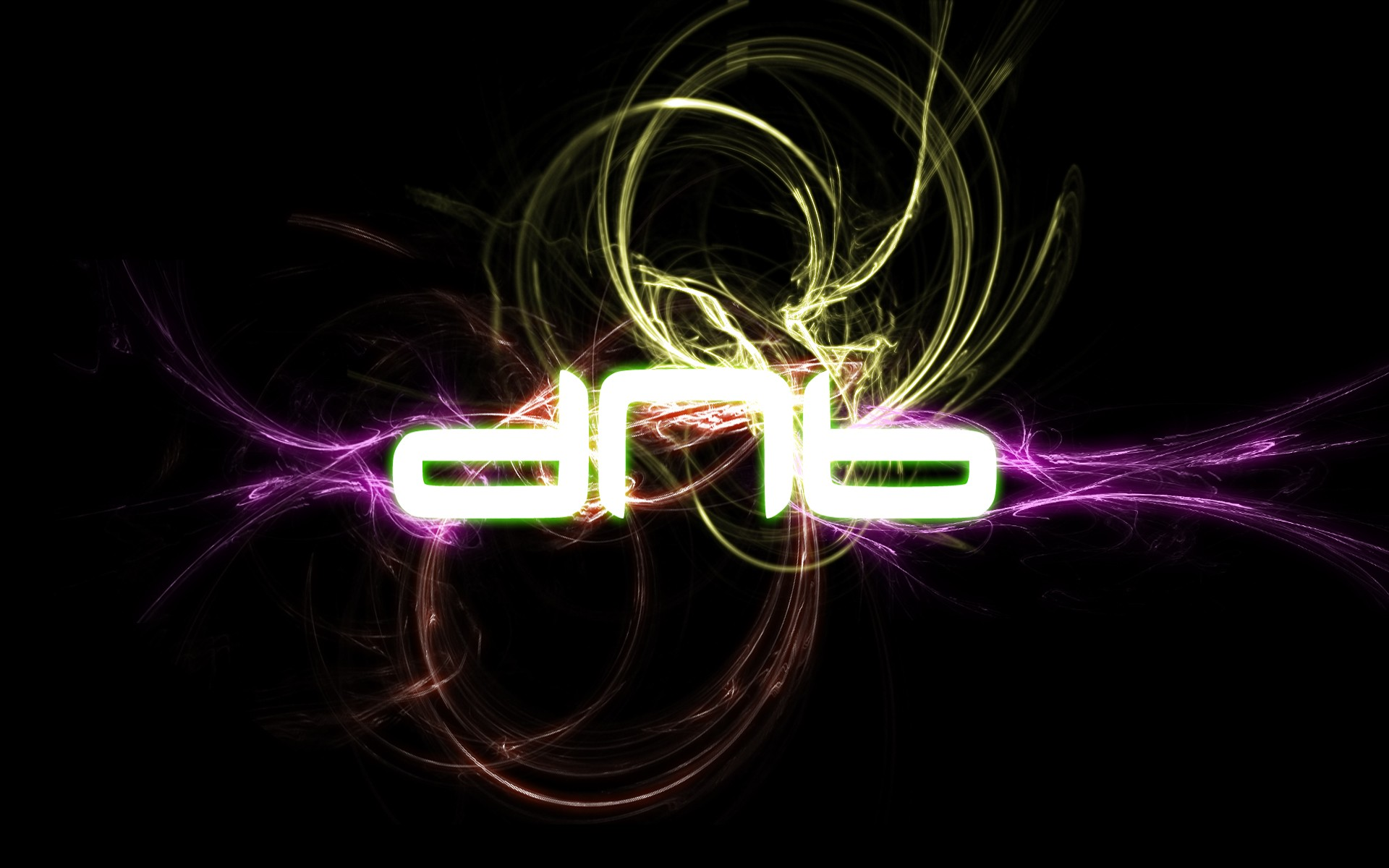 abstract music lights dnb drum and bass