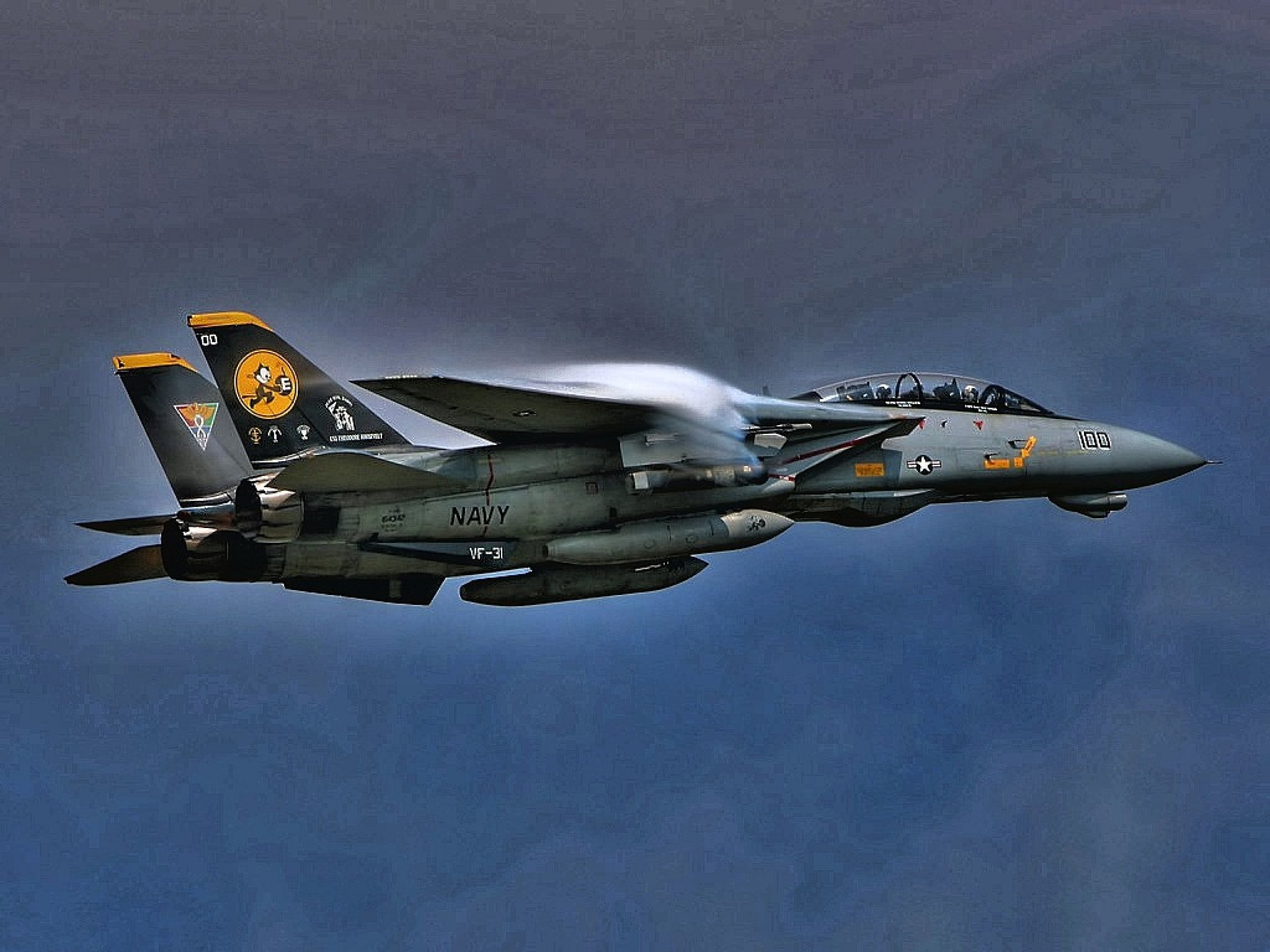 Air airplanes f 14 Fighter Flight force jets Military pilots sky soldiers tomcat warriors weapons