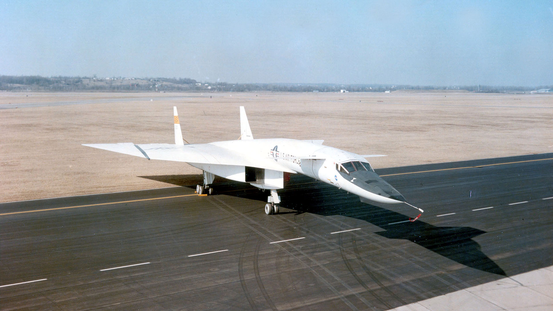 aircraft NASA