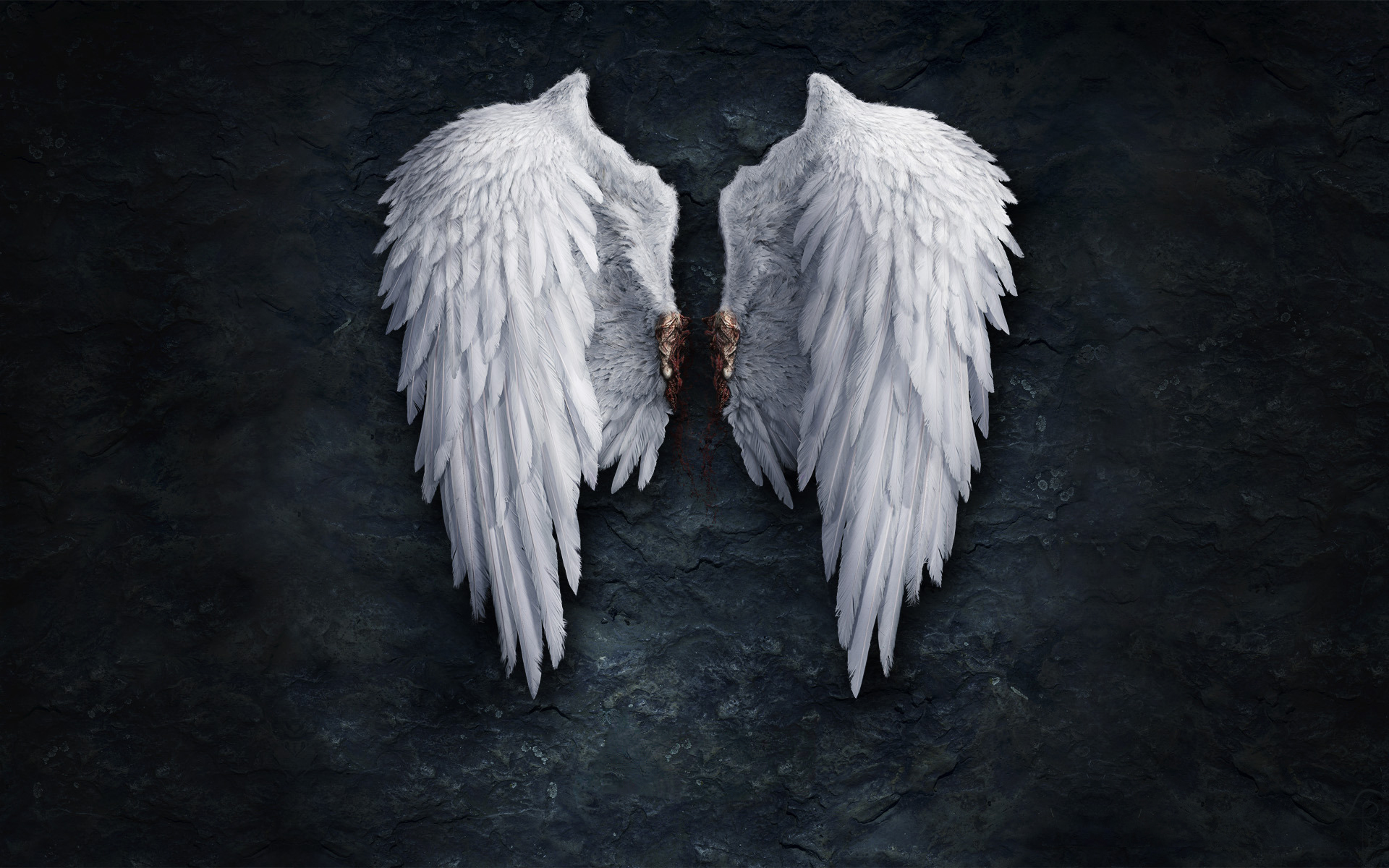 Angels wings blood stones aion
