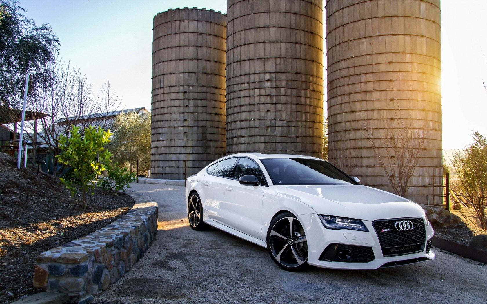 Awesome Audi RS7