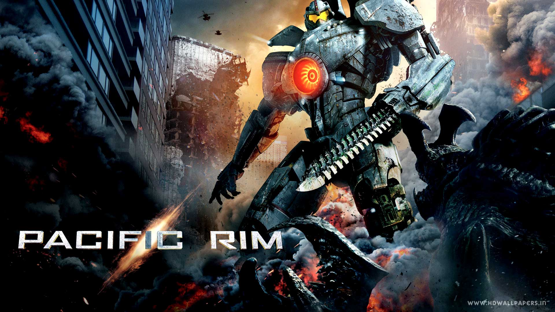 Awesome Pacific Rim