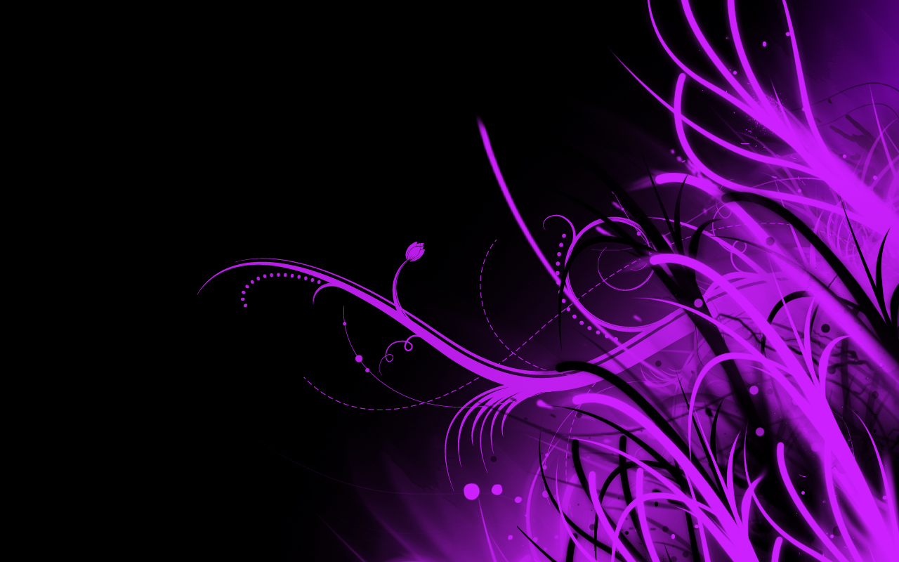 Awesome Purple Abstract