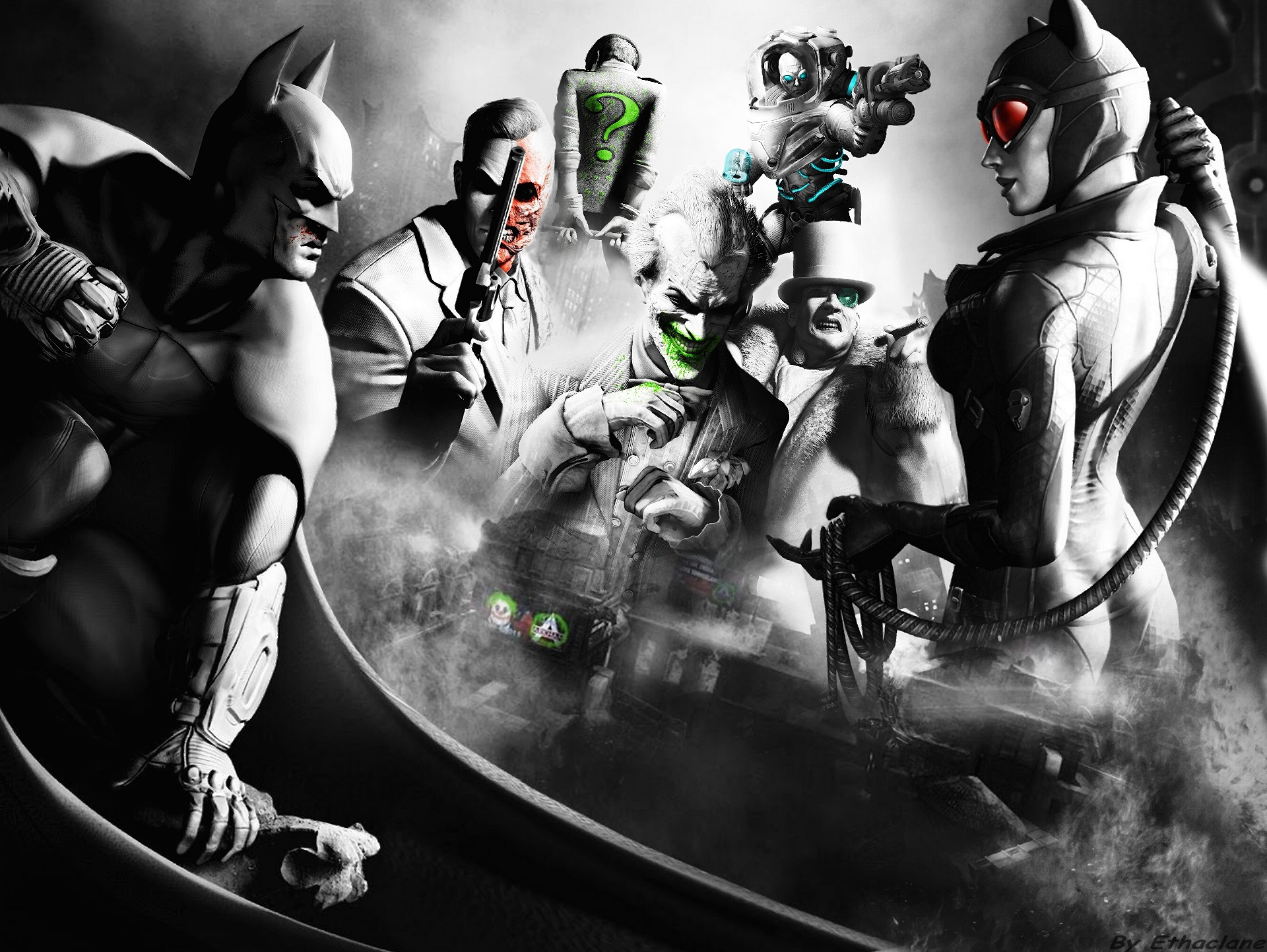 Batman Arkham City Batman Arkham City