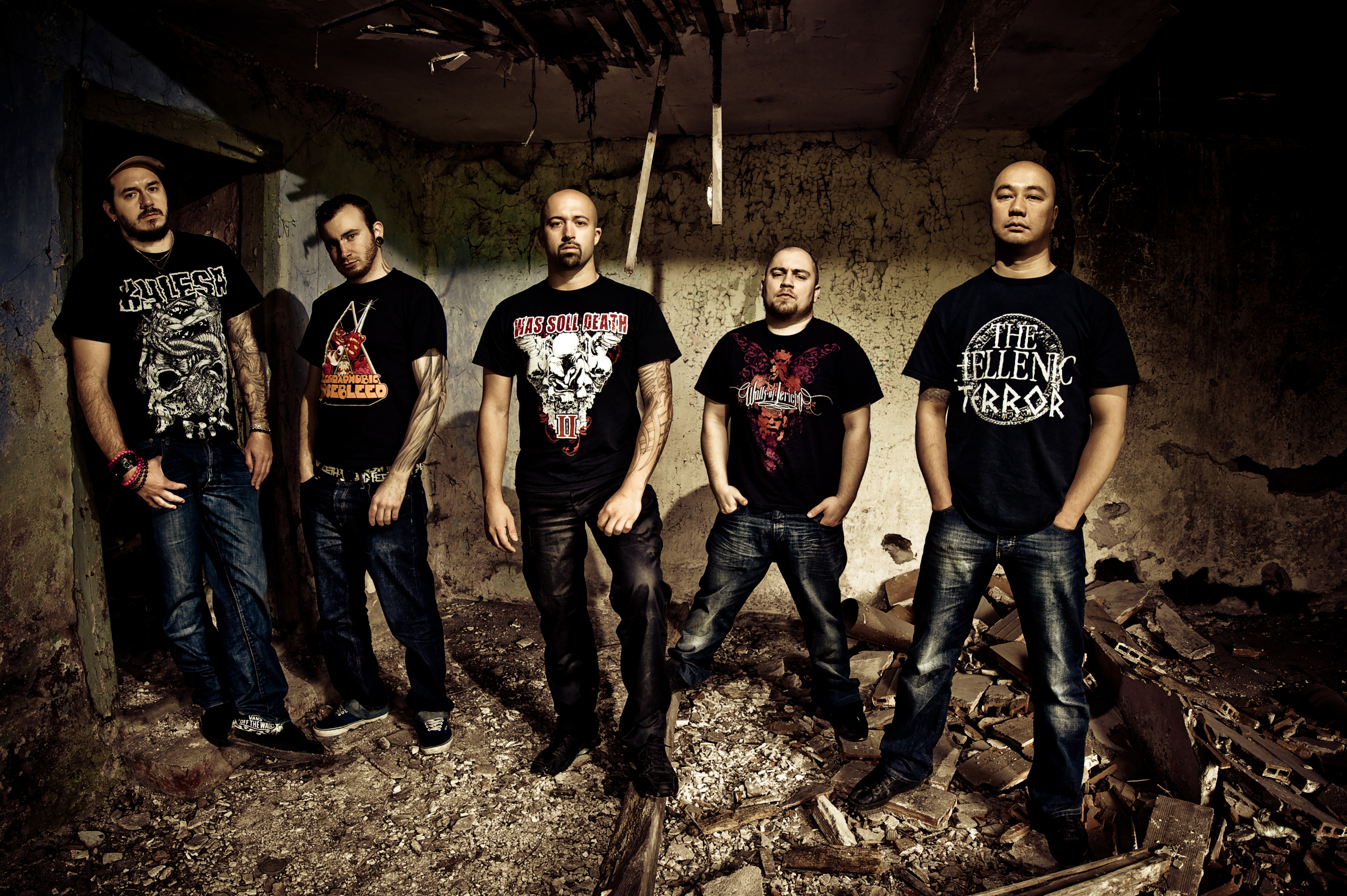 BENIGHTED heavy metal        f