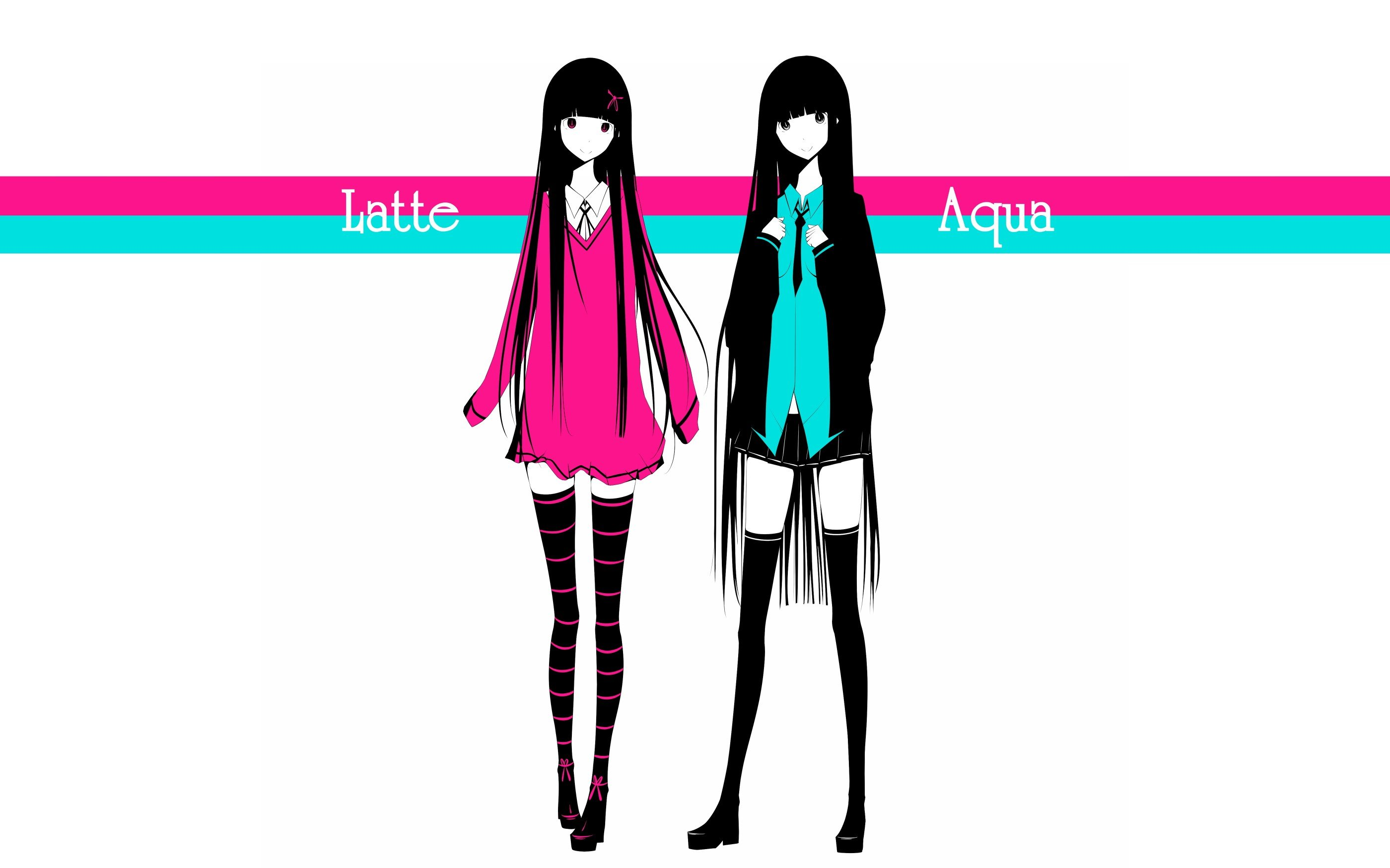 boots text skirts long hair jackets smiling selective coloring hair ribbons simple background anime girls white background original characters haru@