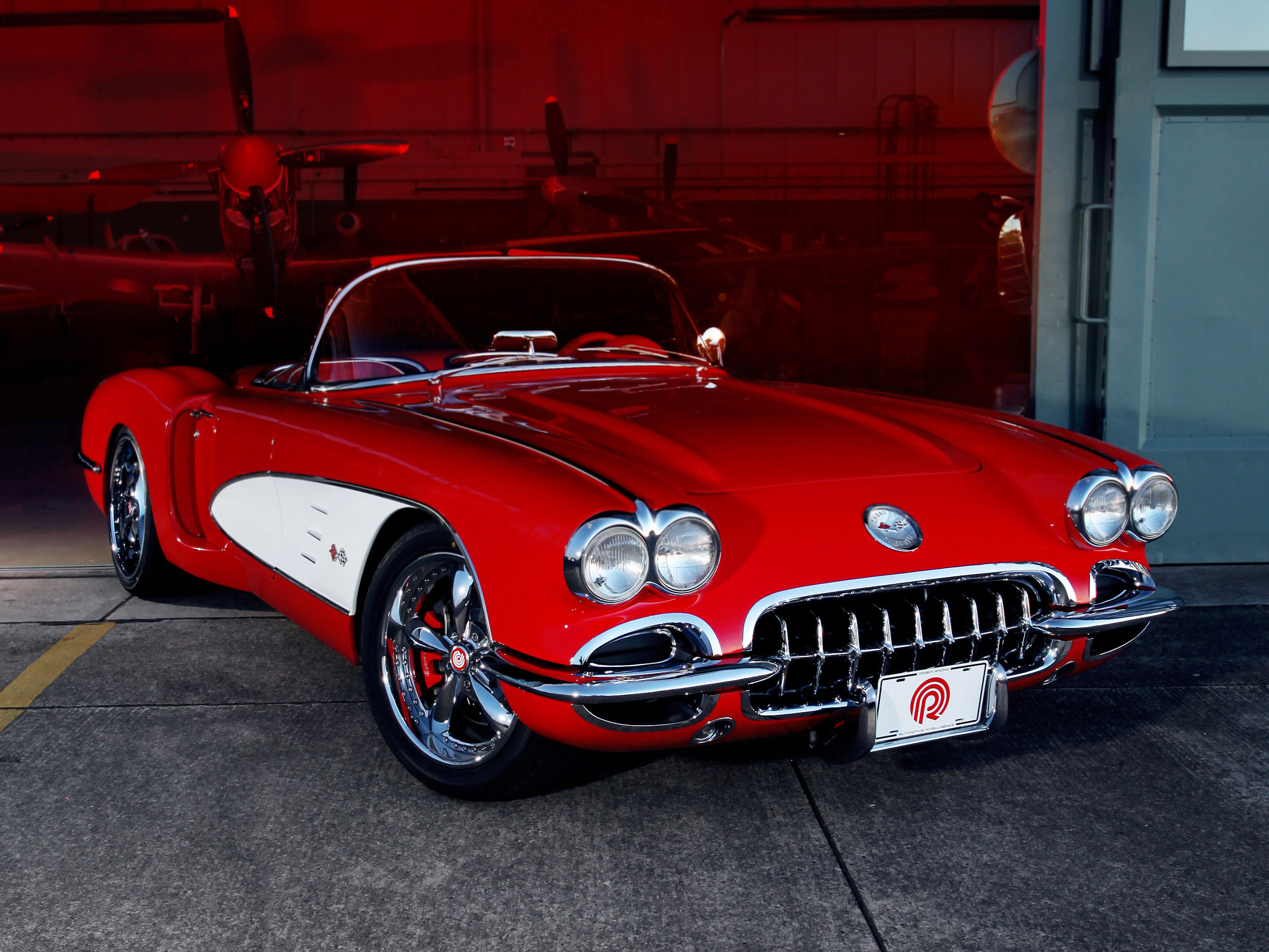 chevrolet corvette hot rod rods custom