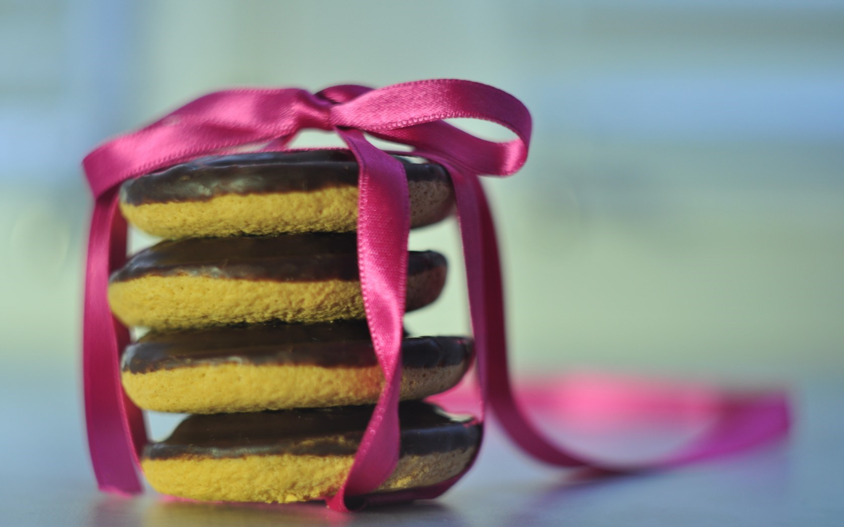 Cookies Ribbon Bow