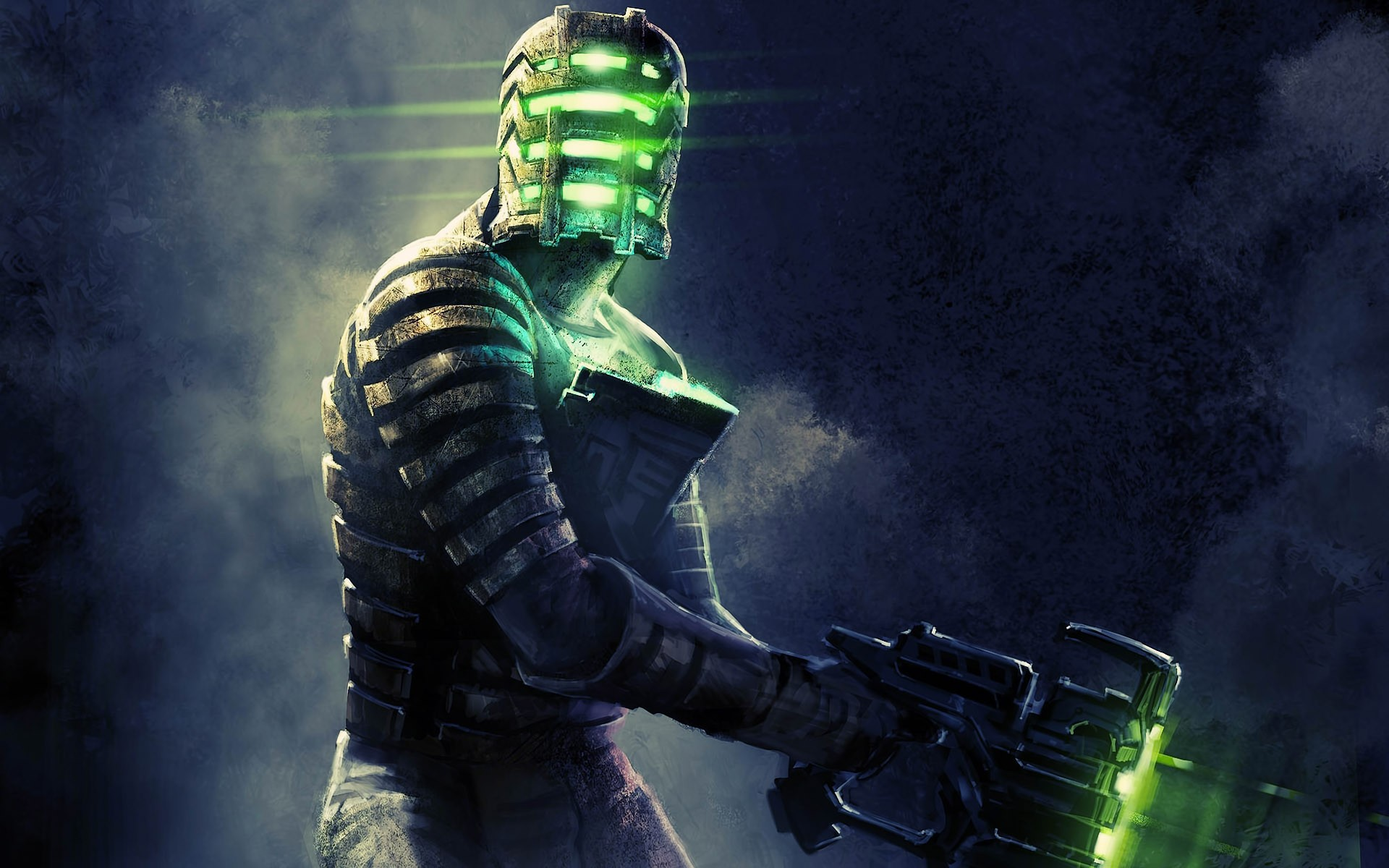 dead-space dead space games video-games sci-fi warriors soldiers weapons guns dark
