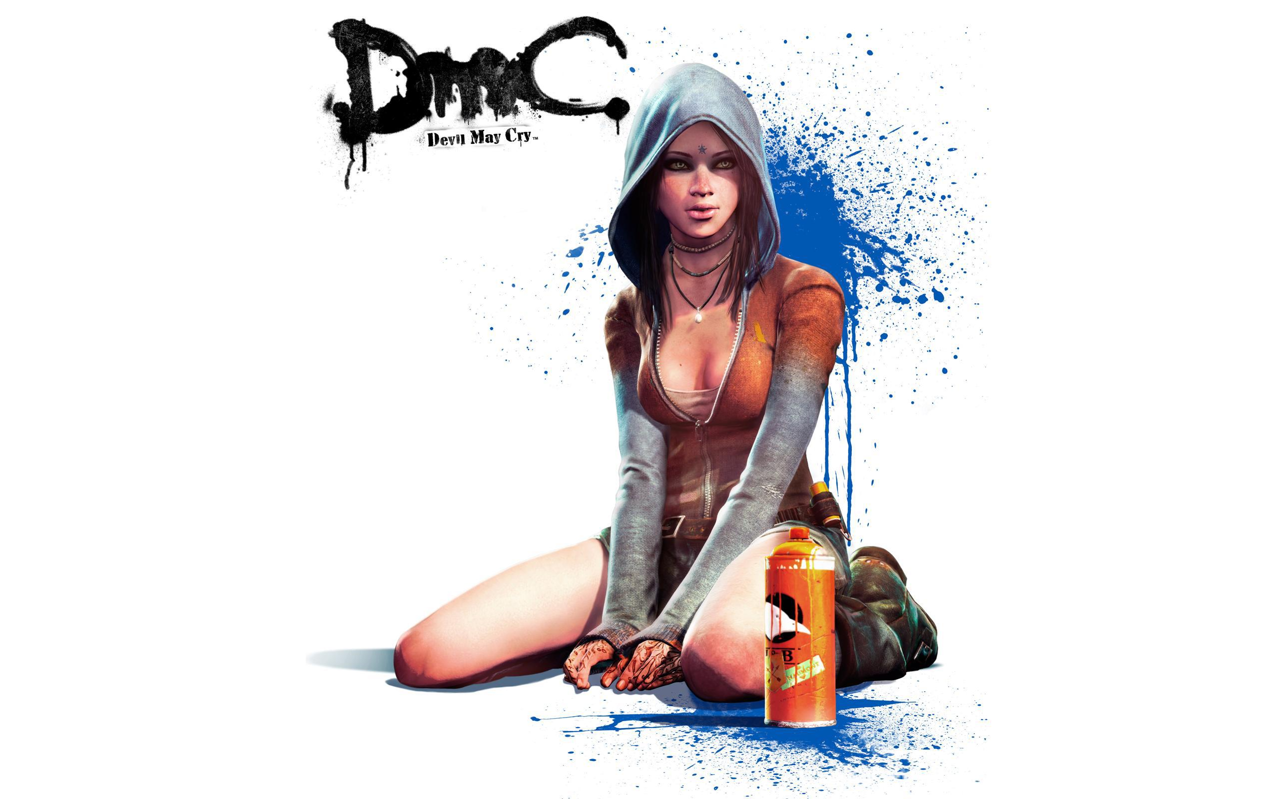 Devil May Cry Girl
