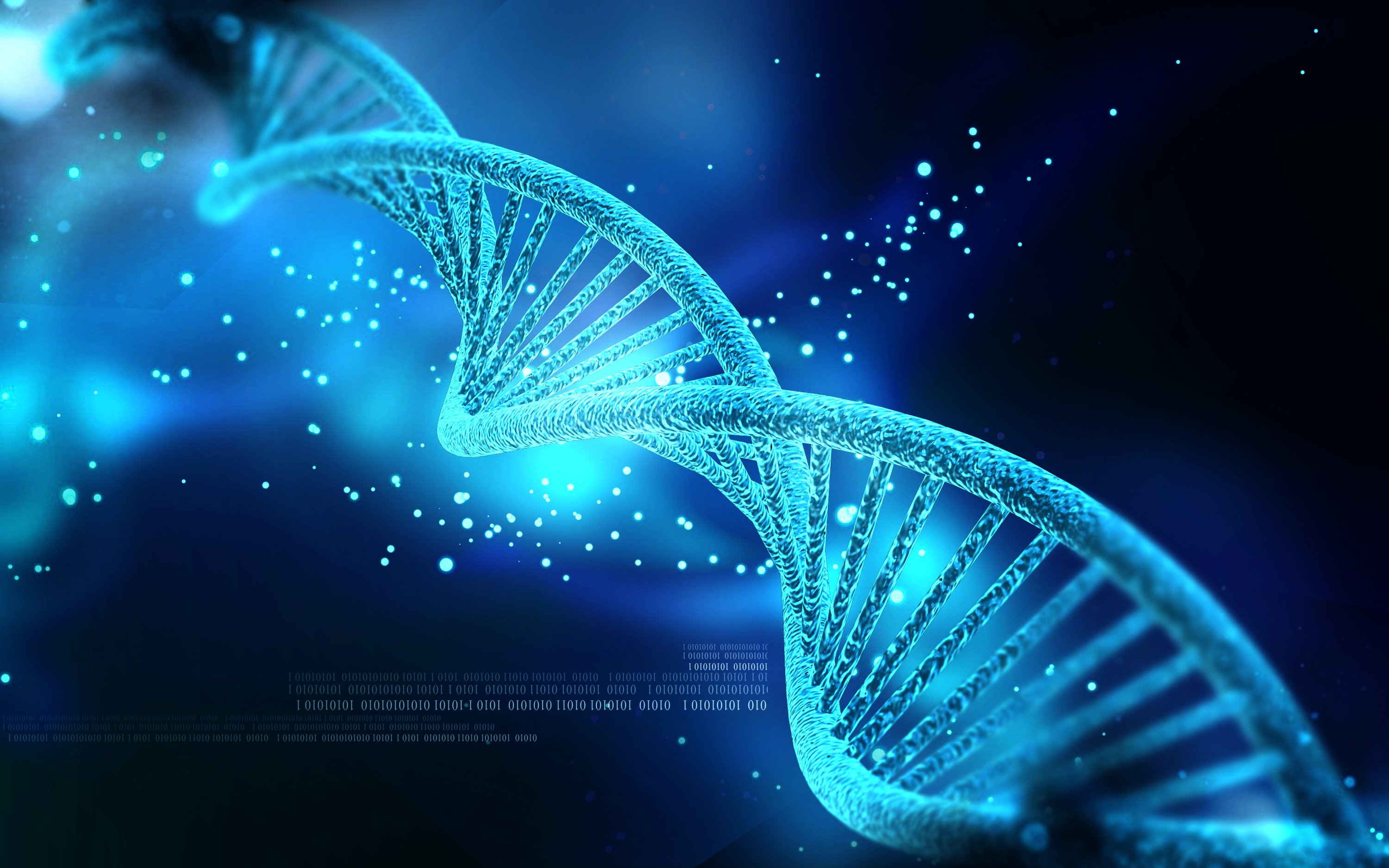 DNA 3-d structure molecule pattern abstraction genetic psychedelic