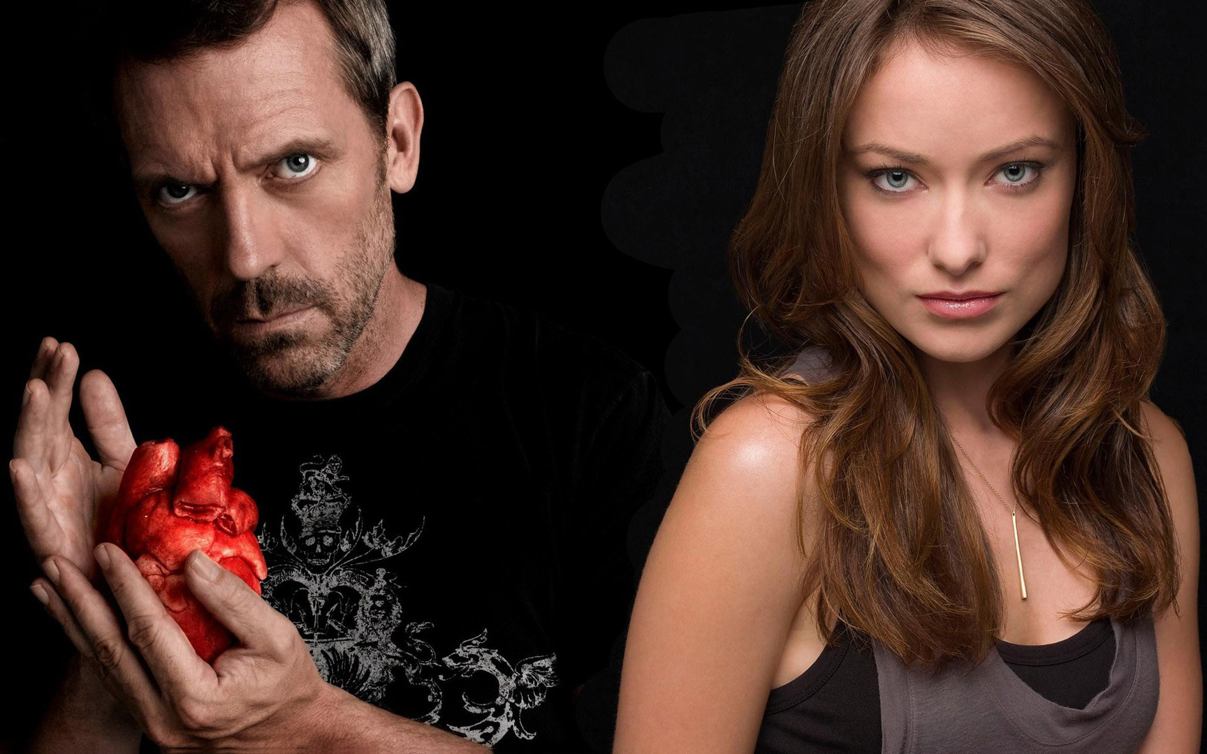Dr. Remy 'Thirteen' Hadley and Dr. Gregory House - House M.D