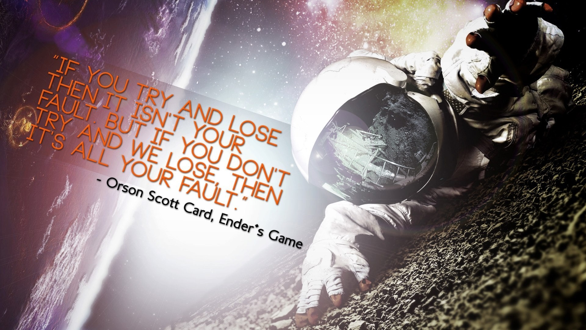Ender's Game quote