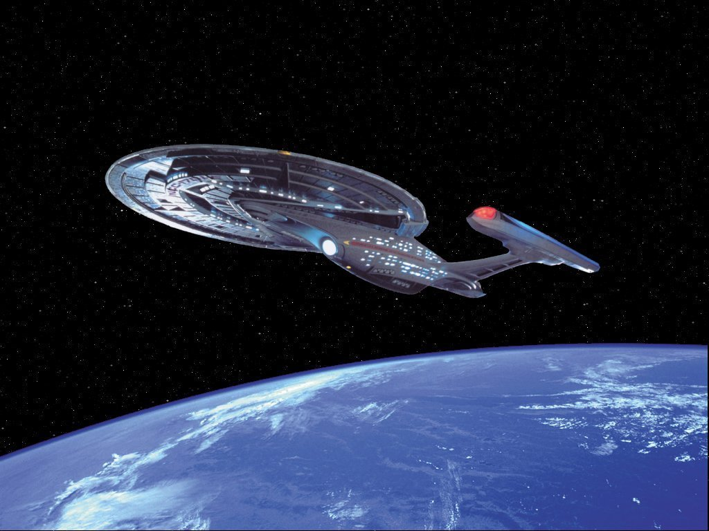 Enterprise - Star Trek Next Generation