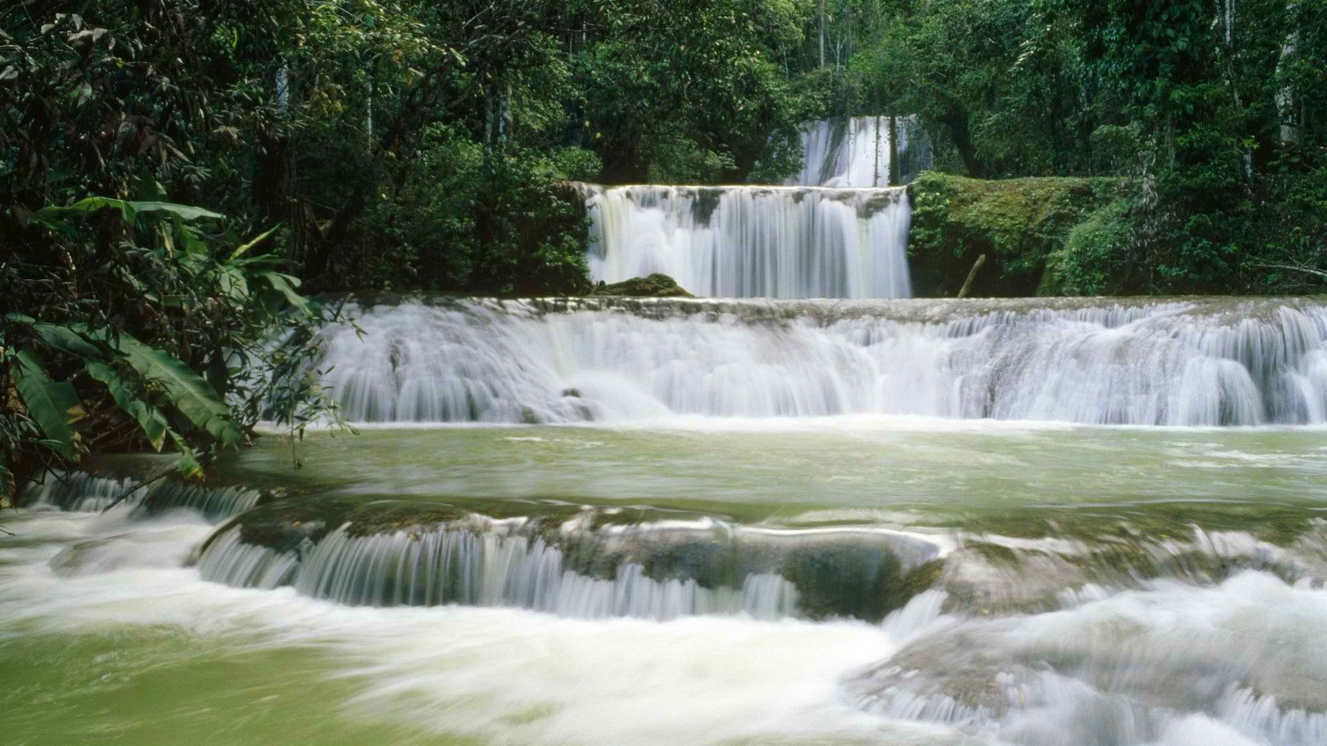 falls Jamaica waterfalls