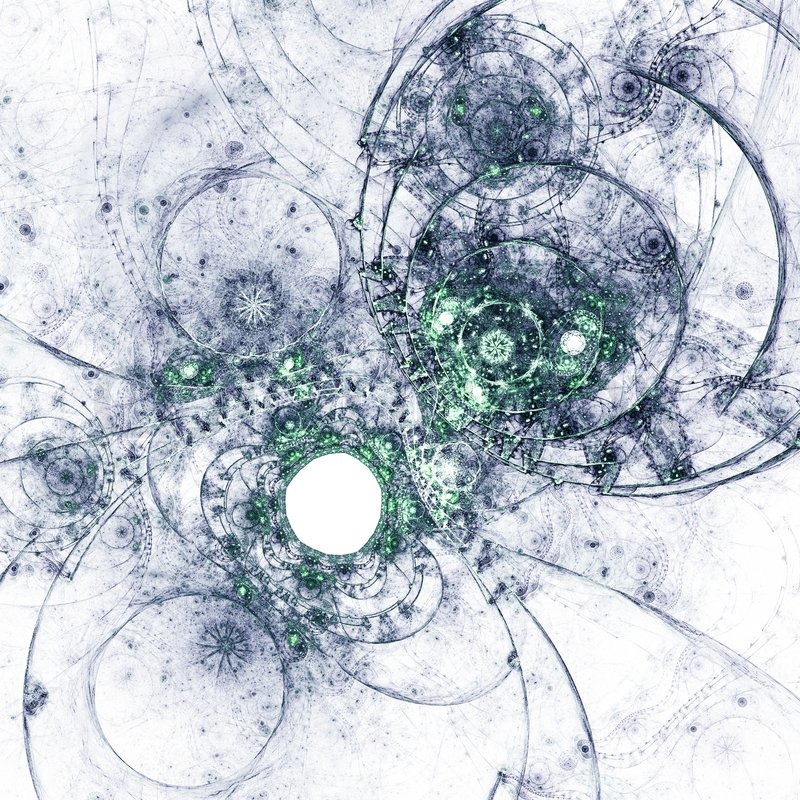 fractal abstract abstraction art artwork