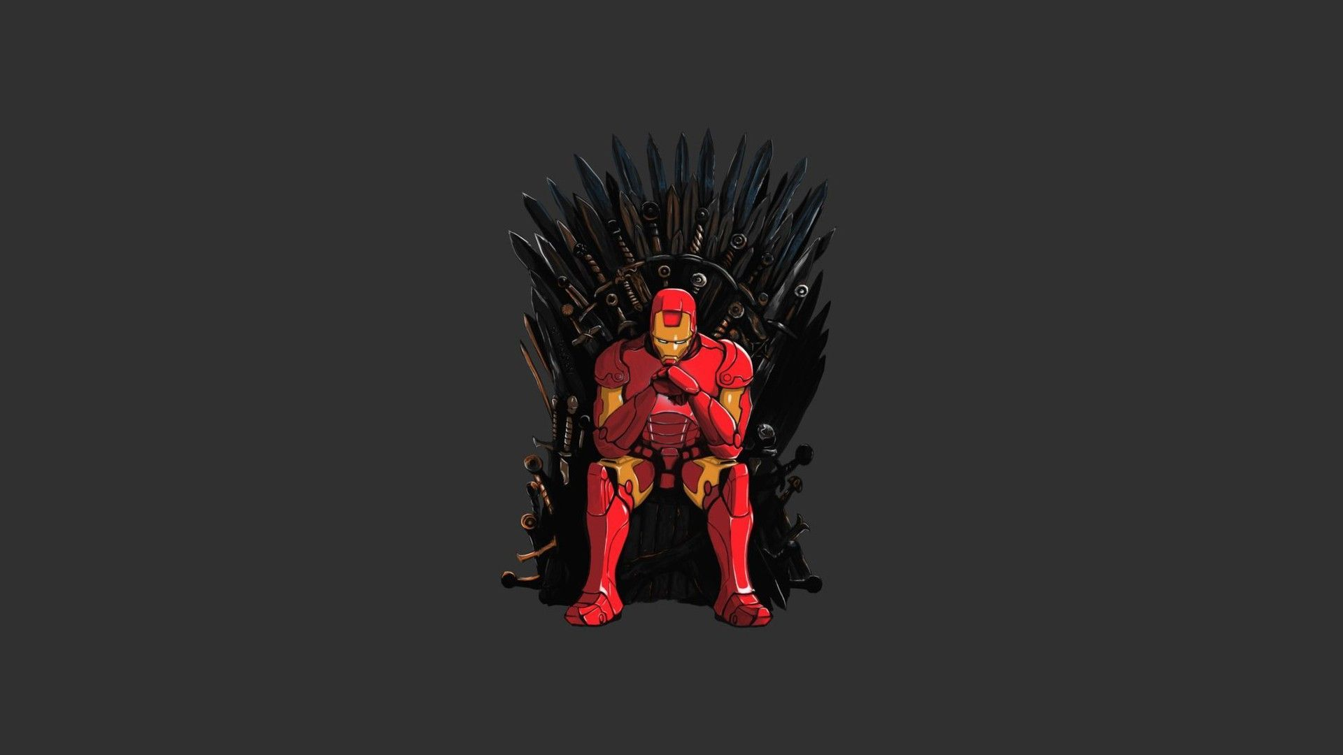 Game of Thrones Iron Man crossover