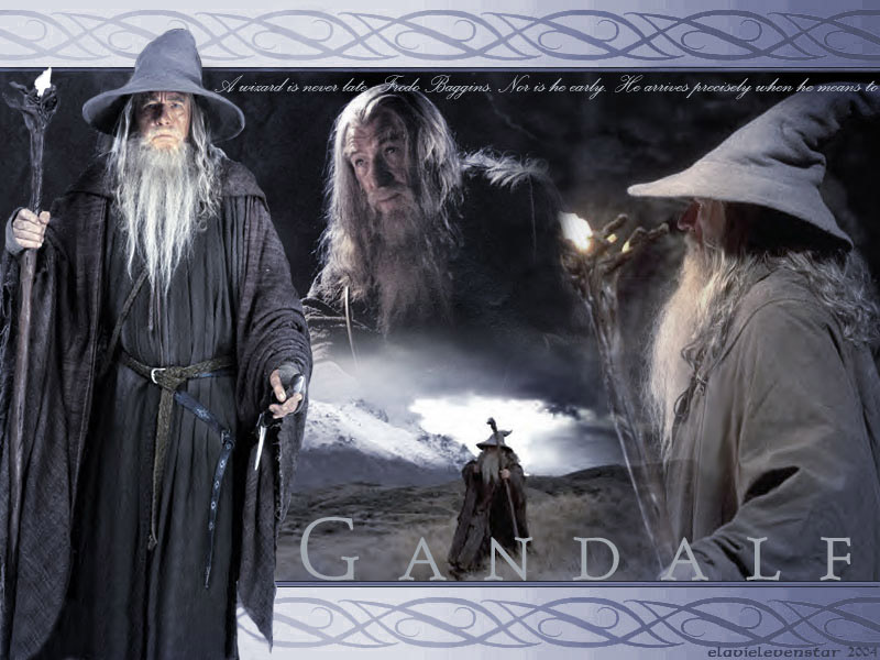 Gandalf - The Lord of the Rings