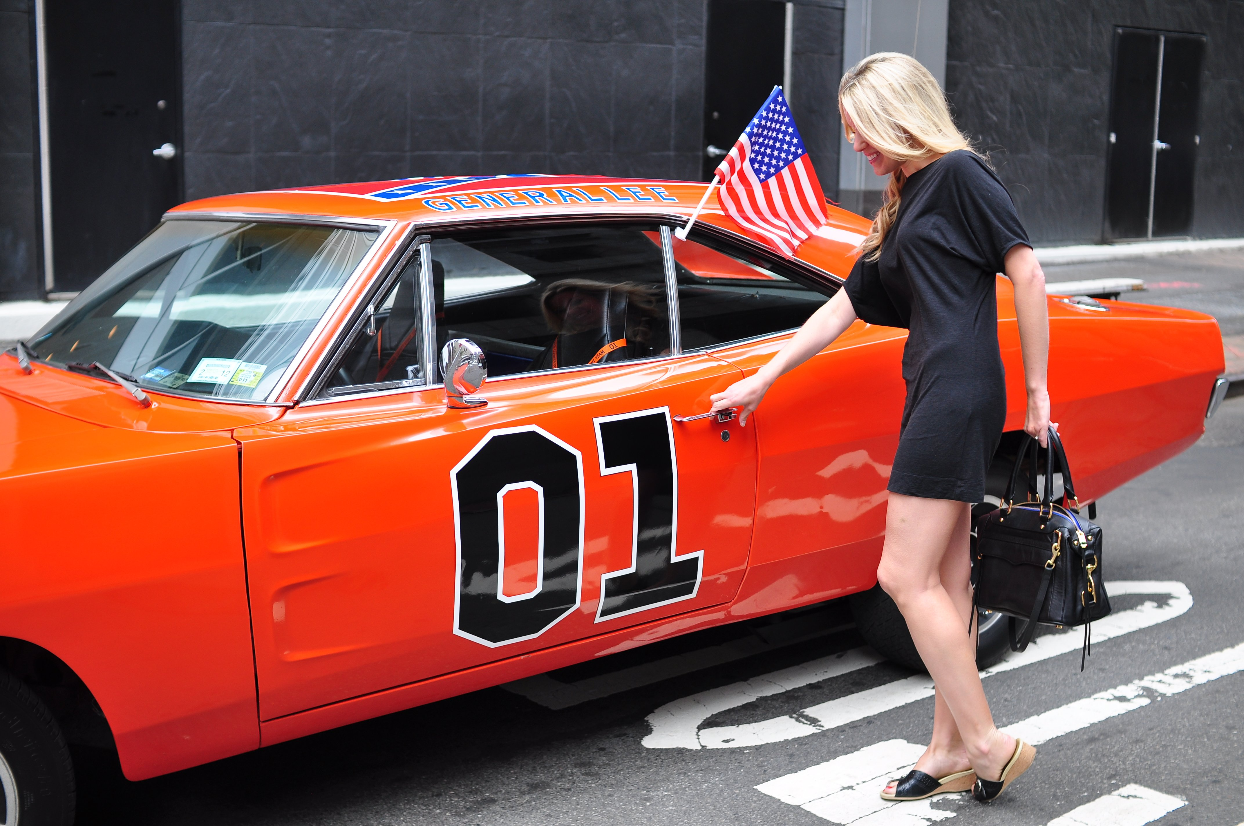 GENERAL LEE dukes hazzard dodge charger muscle hot rod rods television series poster