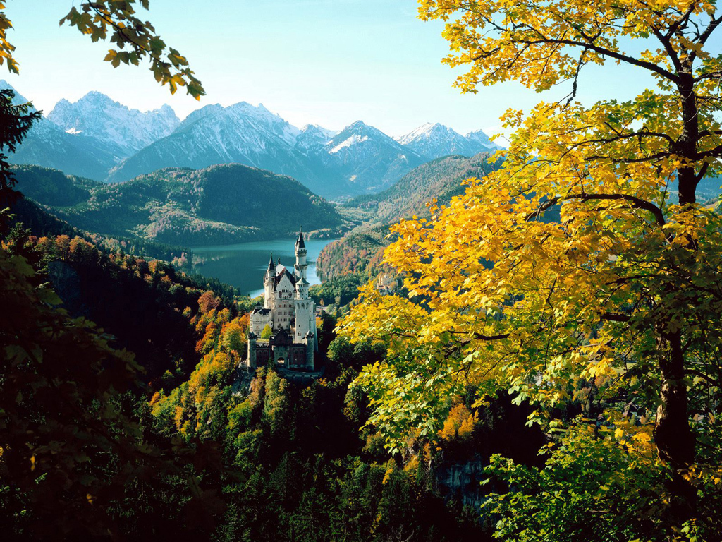 Germany Landscape Pictures