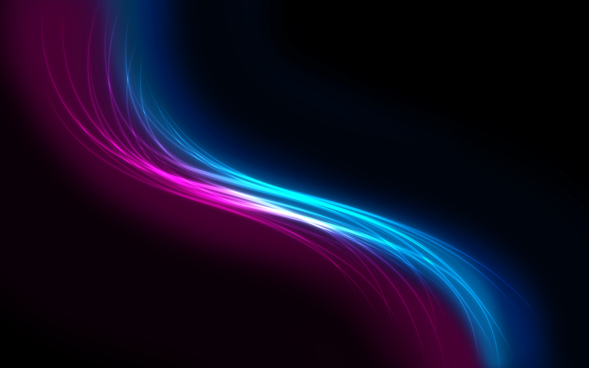 Glowing curves
