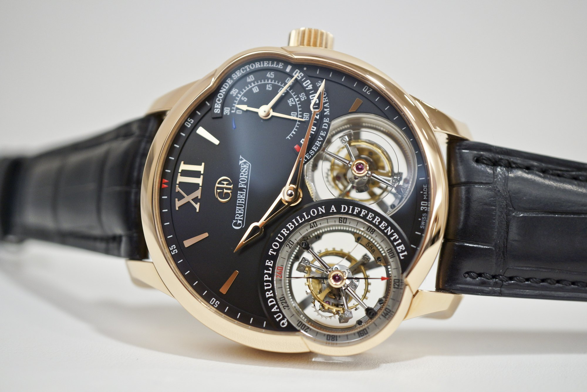 GREUBEL FORSEY watch time clock (11)