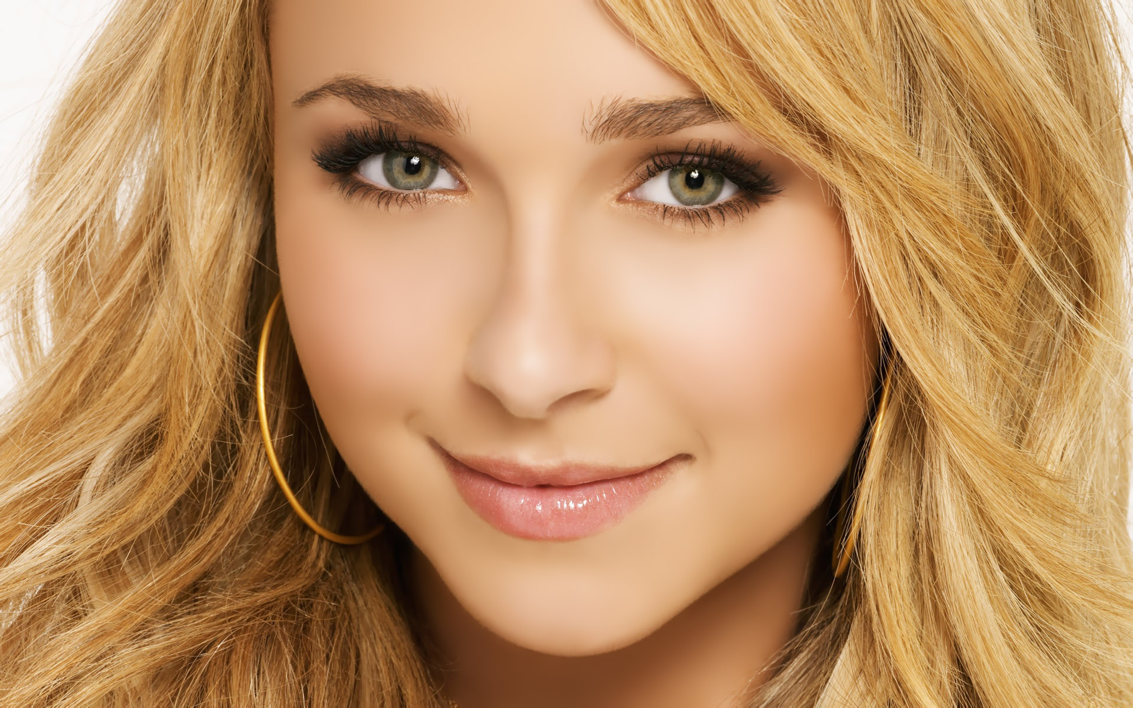 hayden panettiere actrees blonde 4000x3000