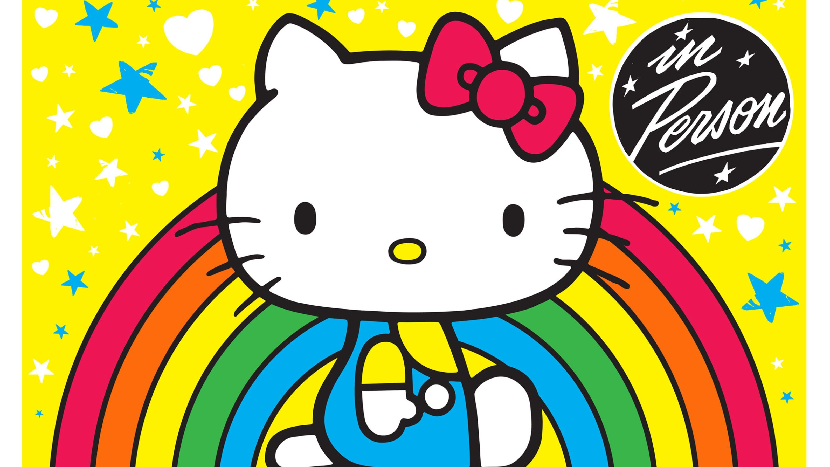 HELLO KITTY WHITE cartoon cat cats kitten girl girls 1hkitty comics game