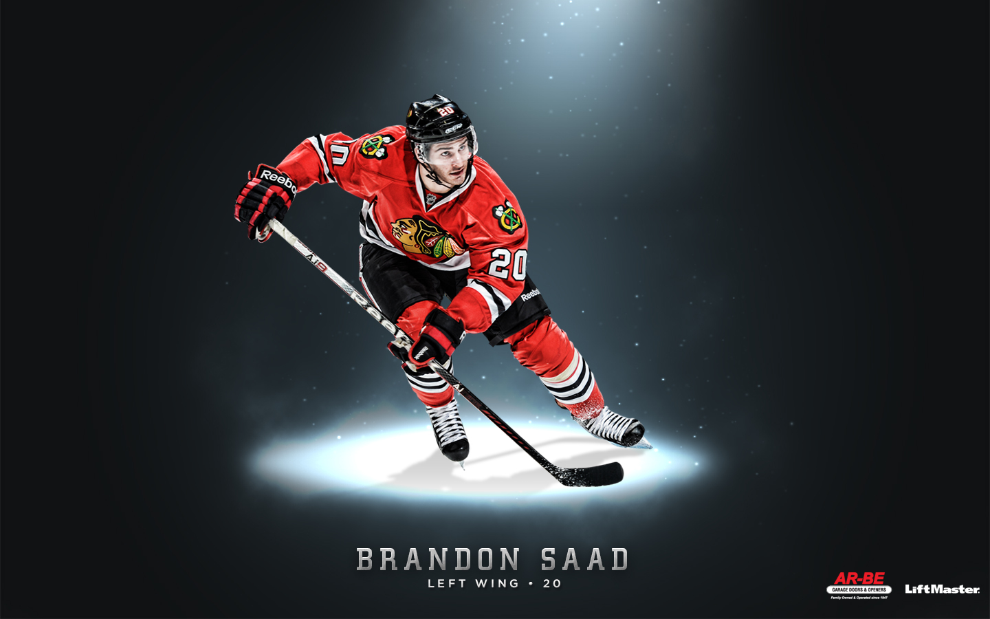hockey Brandon Saad Chicago Blackhawks