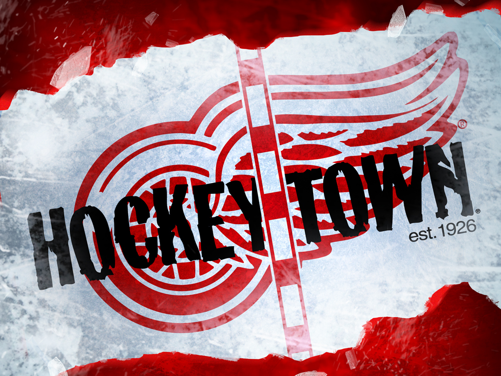 hockey Detroit Red Wings     j