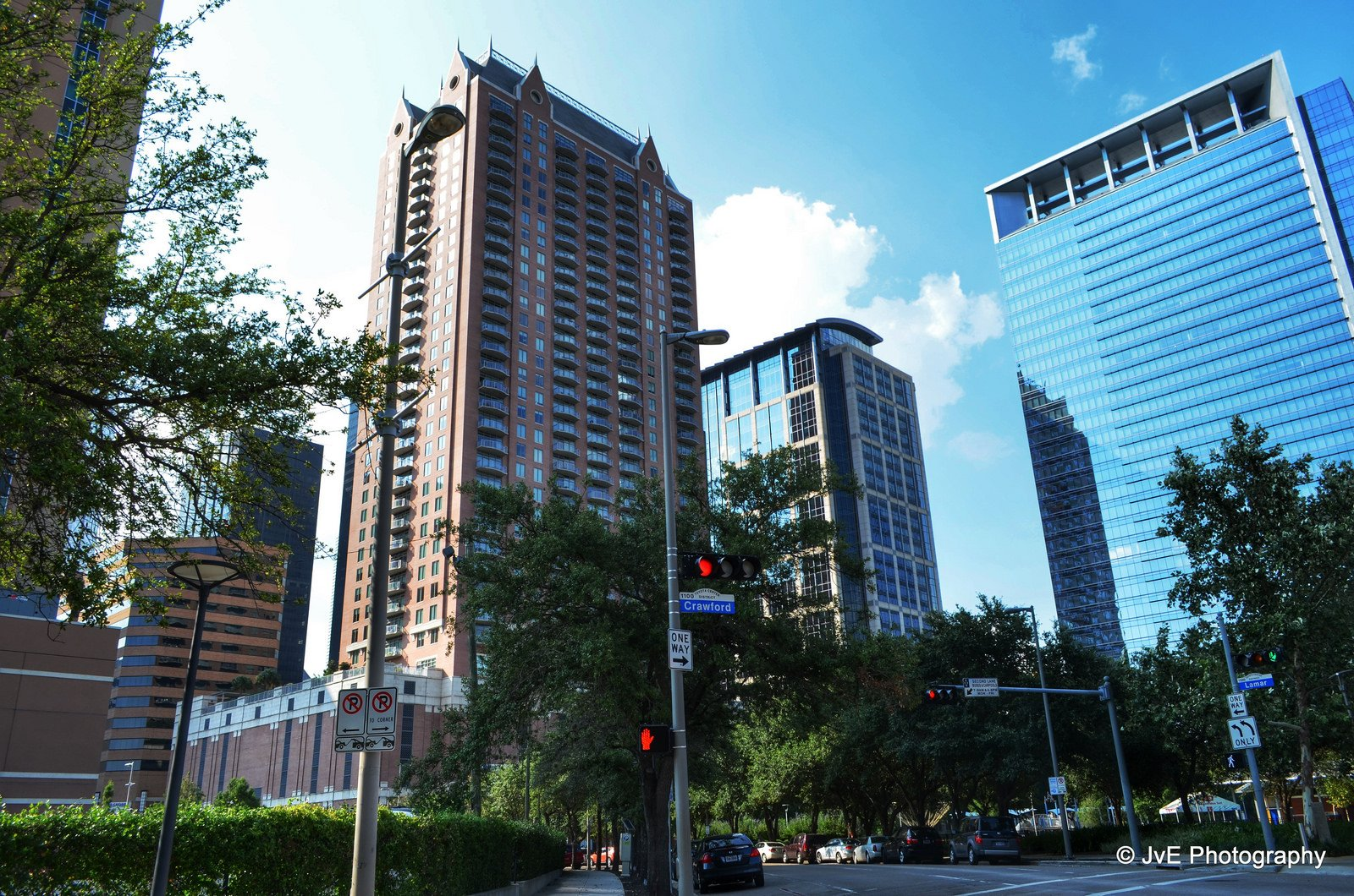 Houston architecture bridges cities City texas Night towers buildings USA Downtown offices storehouses stores