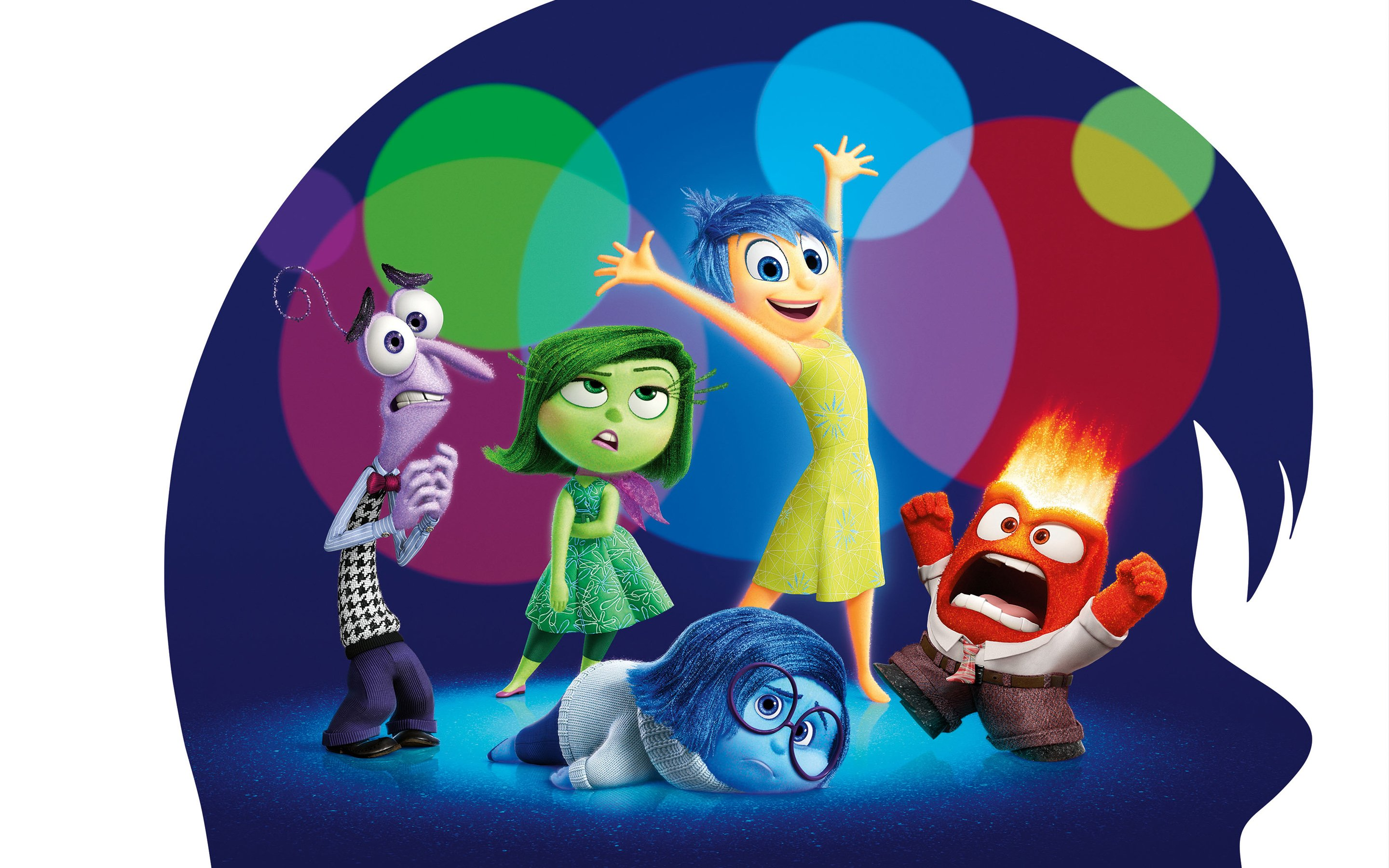 INSIDE OUT disney animation humor funny comedy family 1inside movie poster
