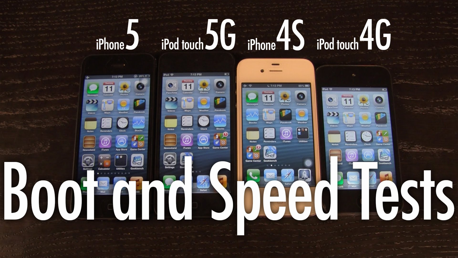 iPhone 4S iPhone 4 iPhone 5 iPhone 5G