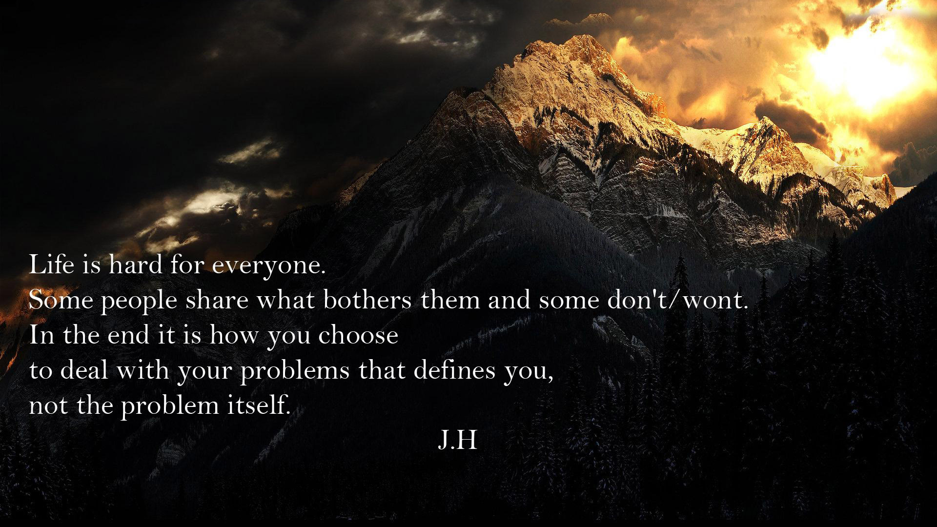 J.H. quote