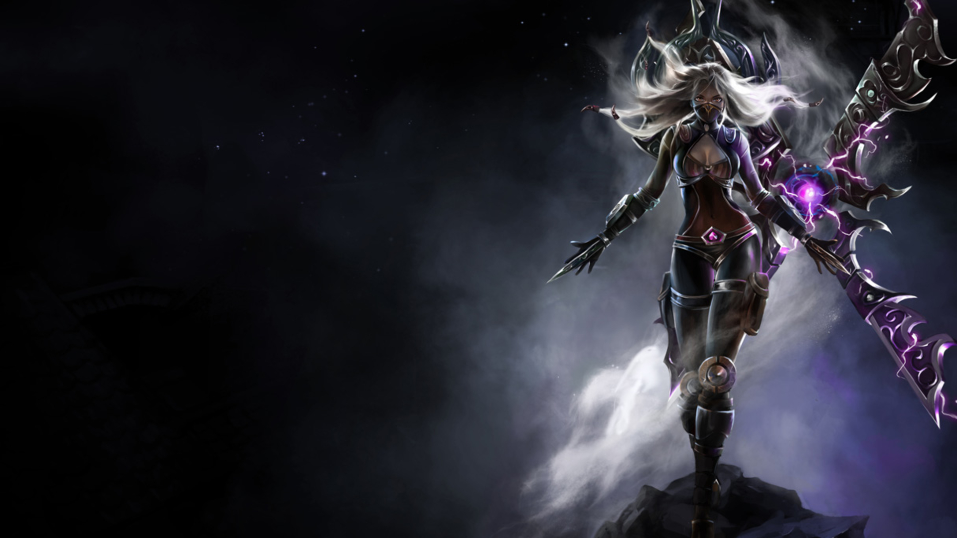 league of legends fantasy warriors sexy babes