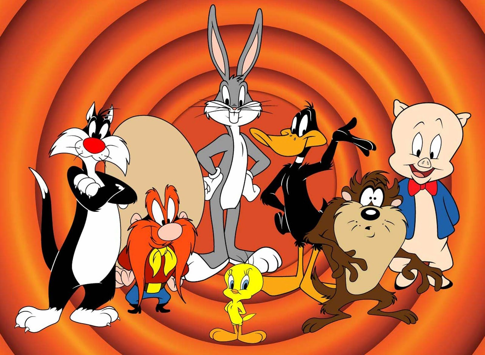 LOONEY TUNES humor funny cartoon family Merrie Melodies