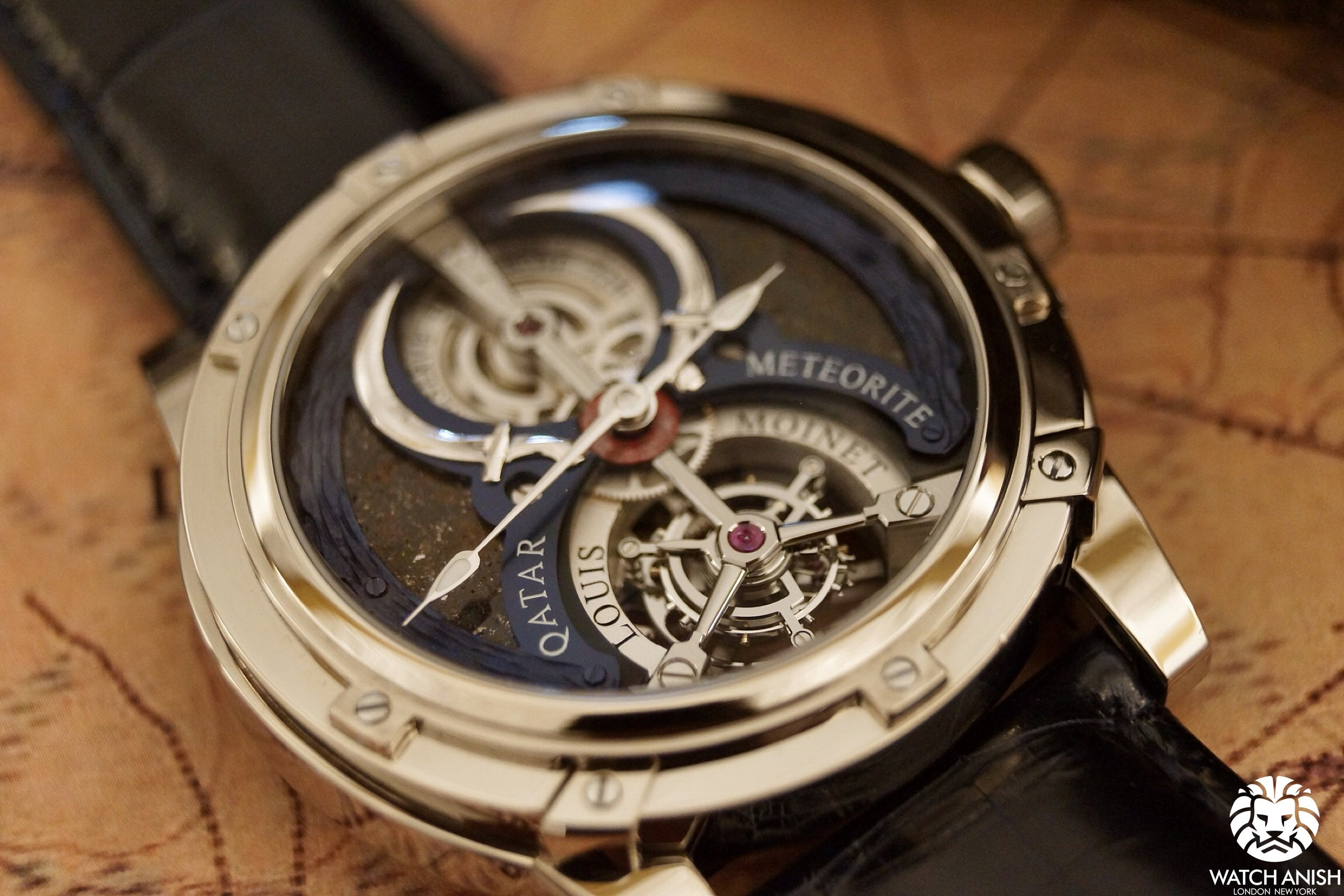 LOUIS MOINET watch clock time (38)